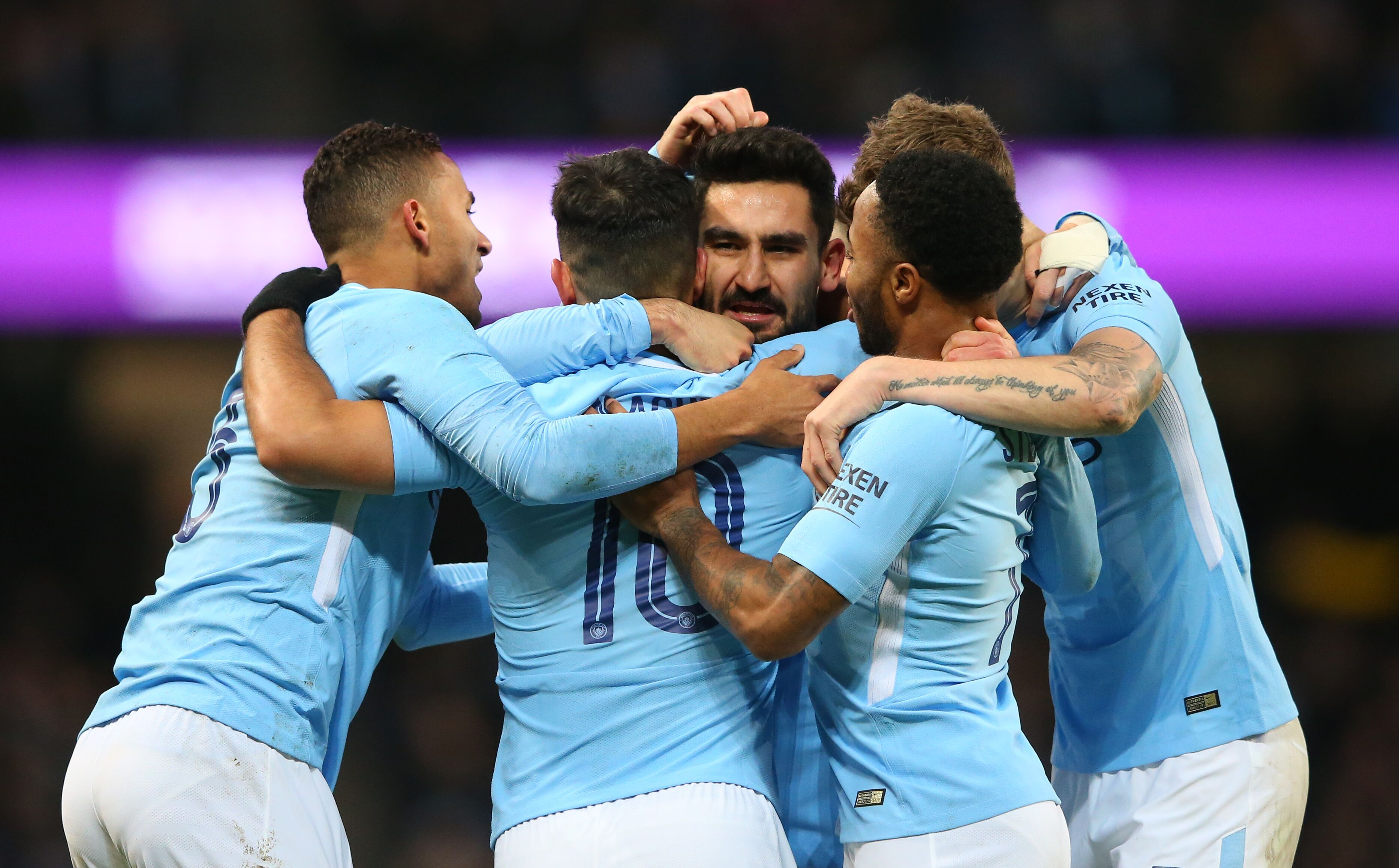 Manchester City: FA Cup player ratings