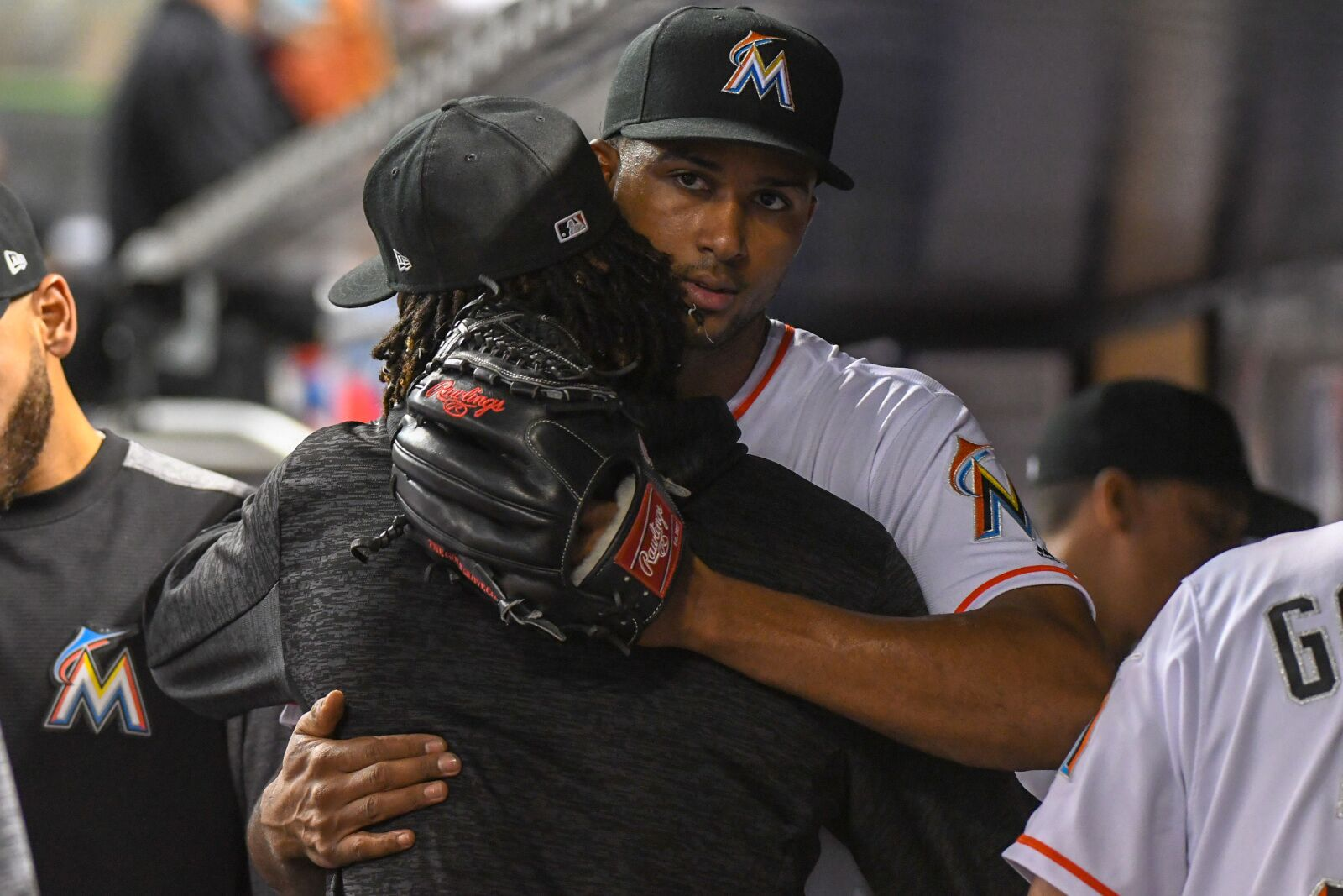 Marlins Spring Training News  The is competition everywhere e9f86dc66