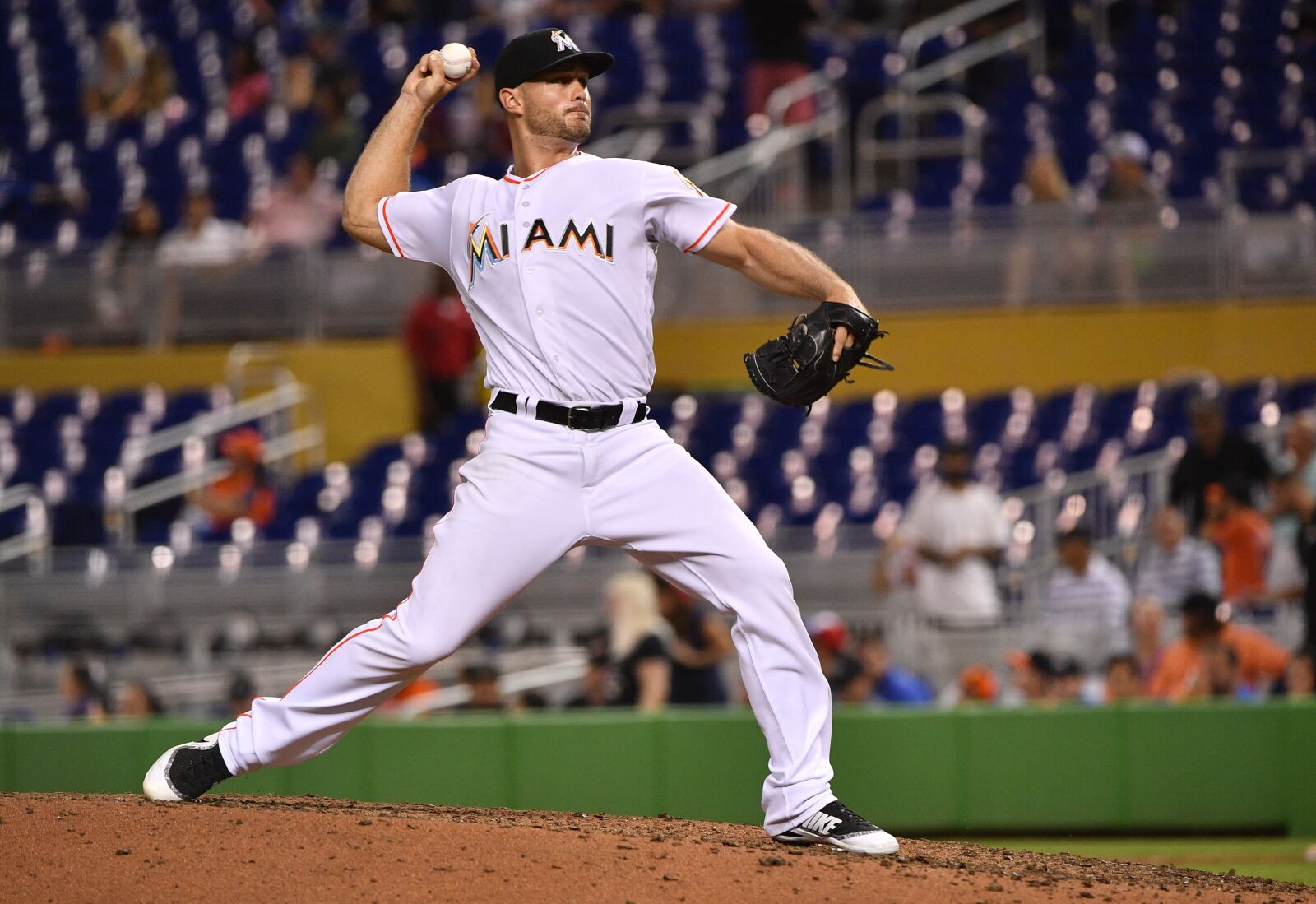 Miami Marlins: What the Tyler Kinley Waiving Means