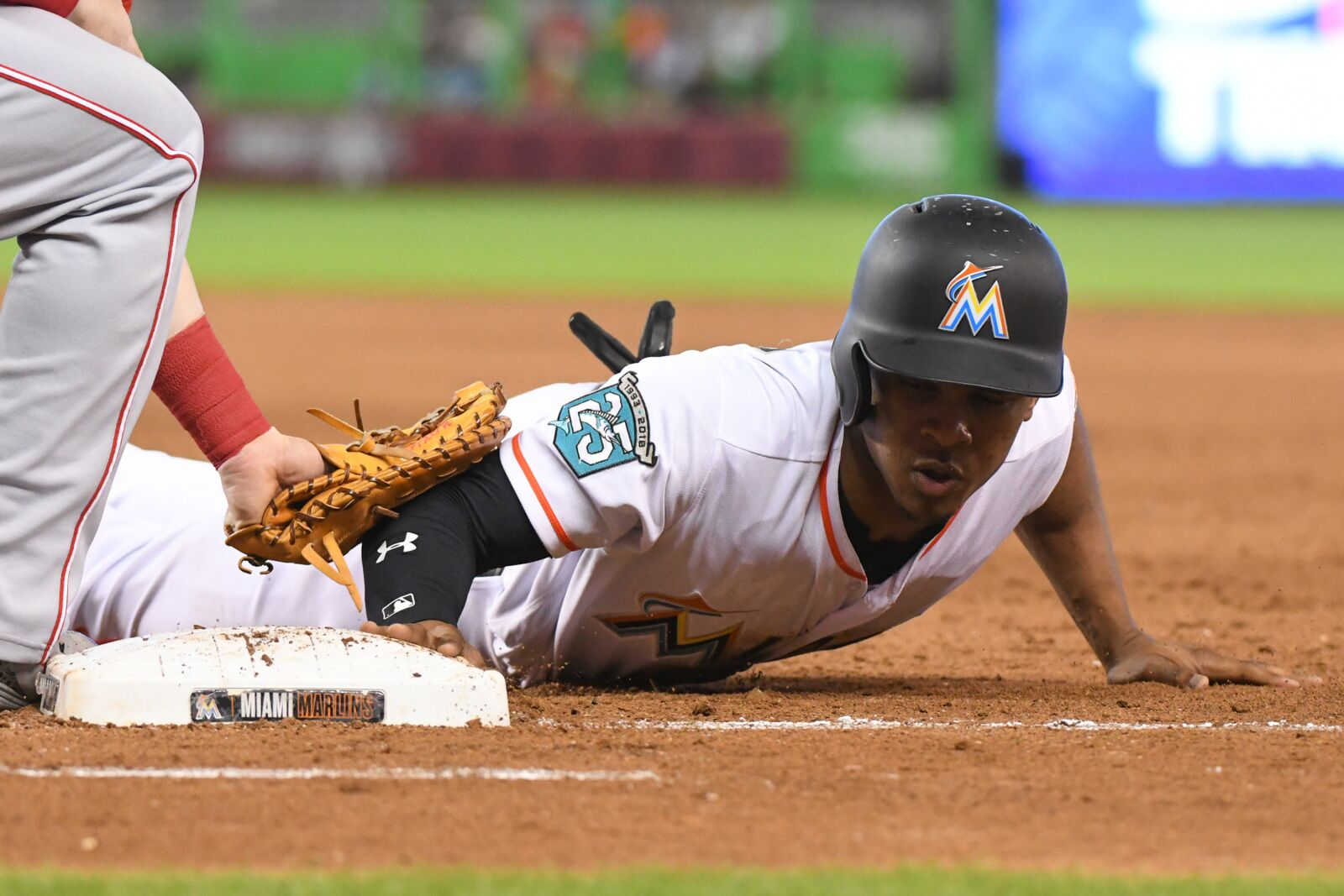 Miami Marlins: The Player with the most to lose in Spring Training