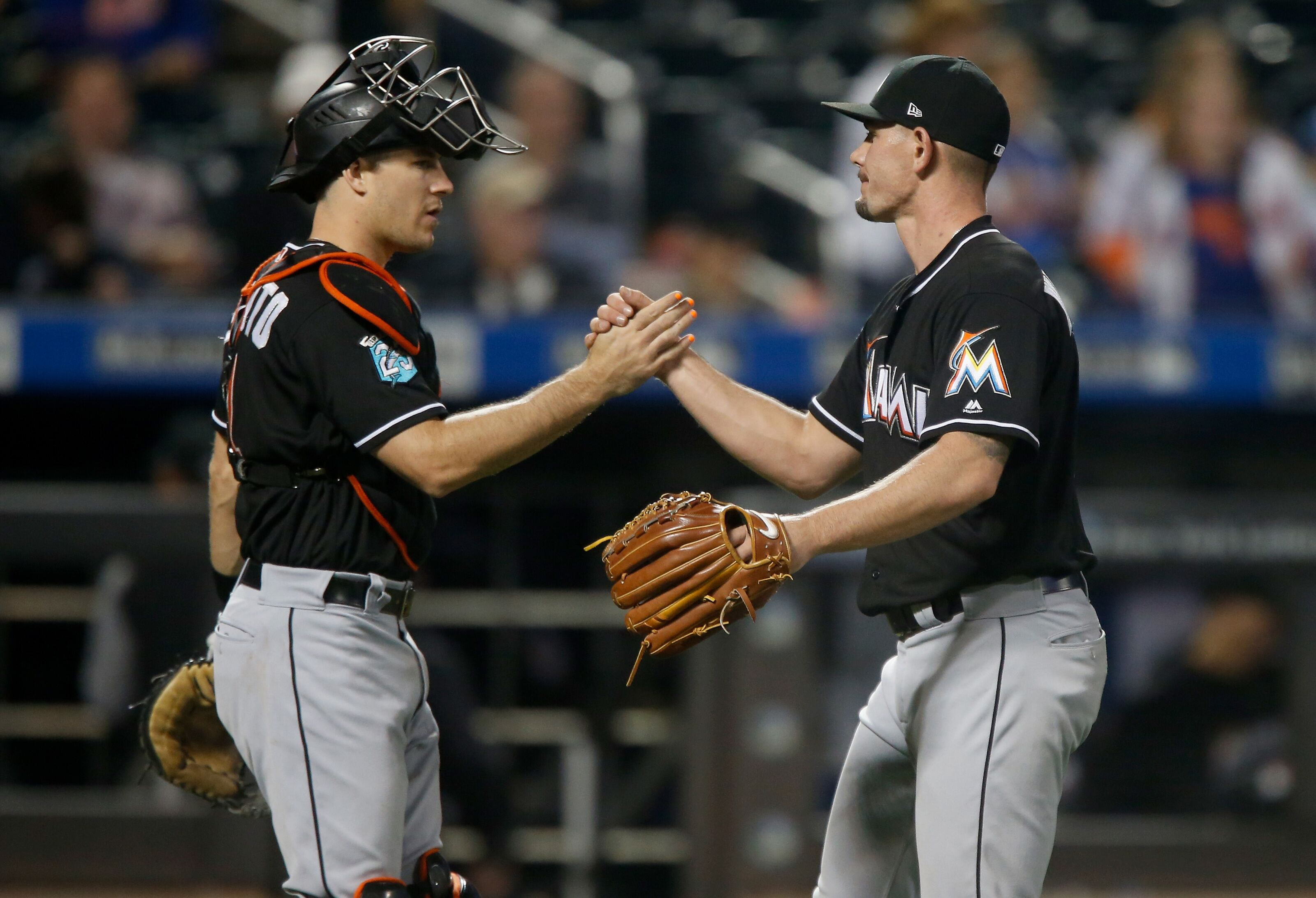 a0a9adab Will the Astros make a deal for Marlins catcher J.T. Realmuto?