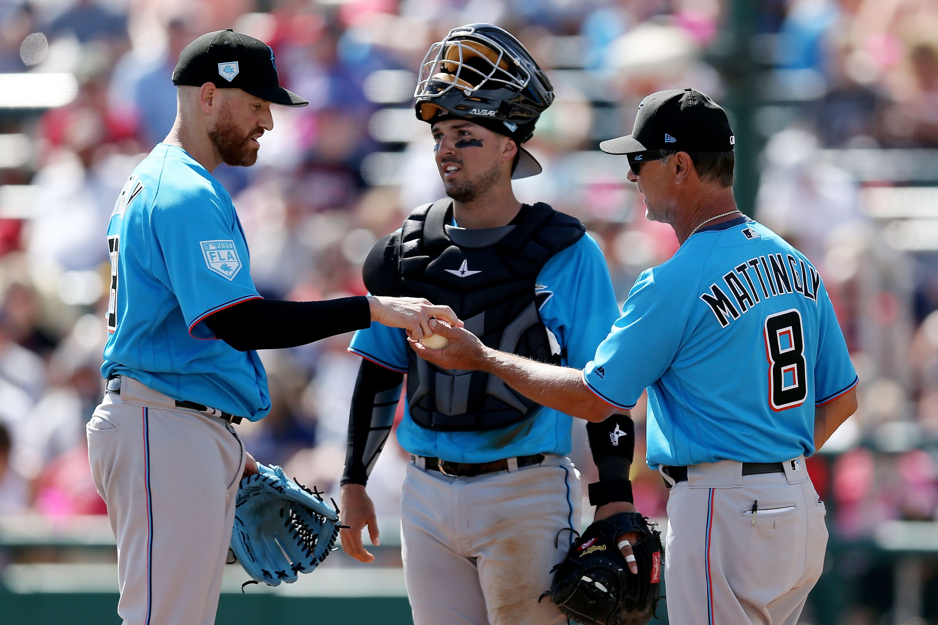 e4ea2d40 For the Miami Marlins, the future is based on pitching