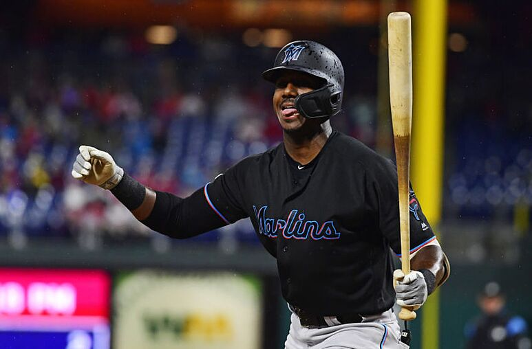 Lewis Brinson's Continued Struggles for the Miami Marlins
