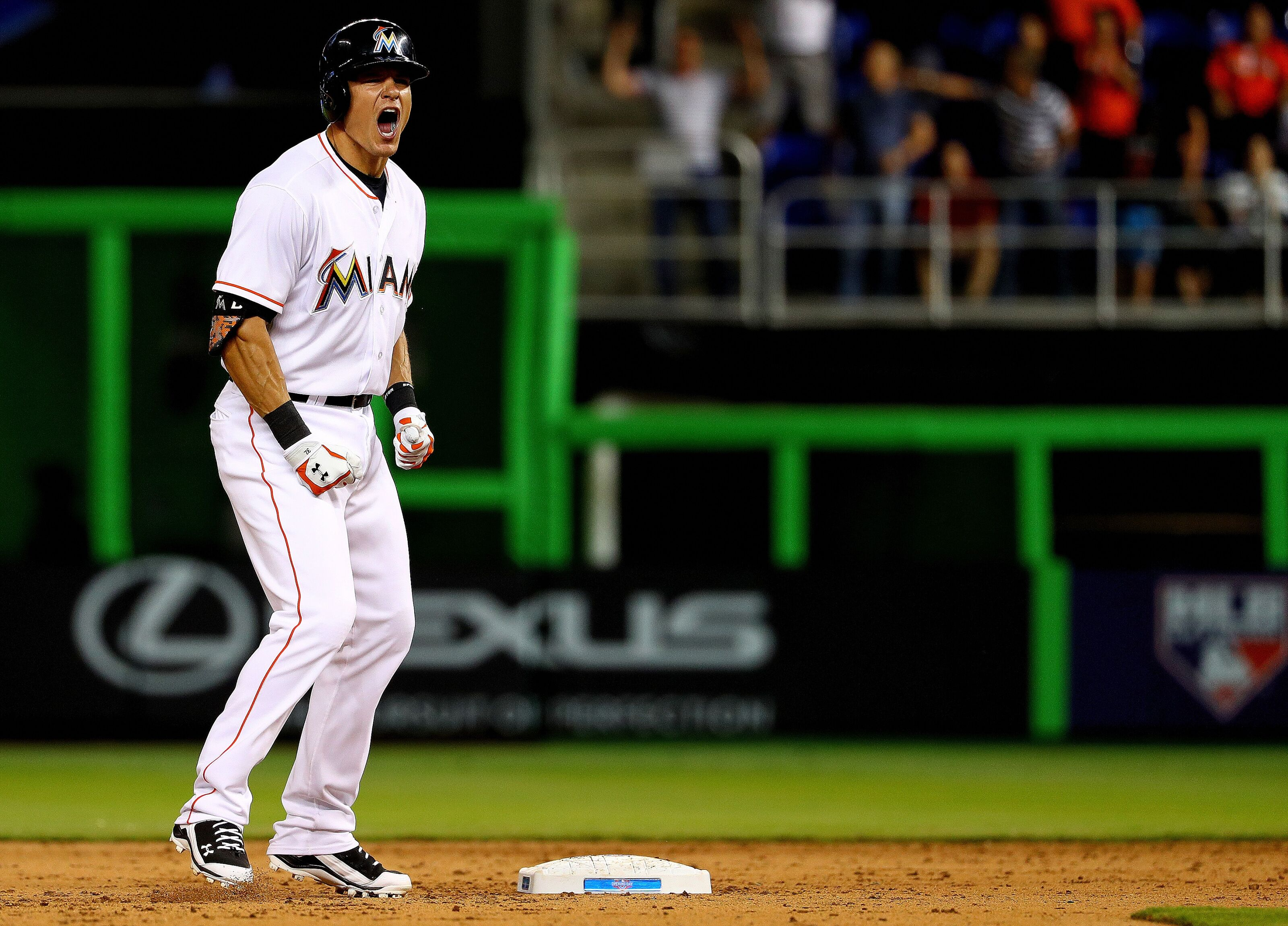 Which Miami Marlins Players are Arbitration Eligible?