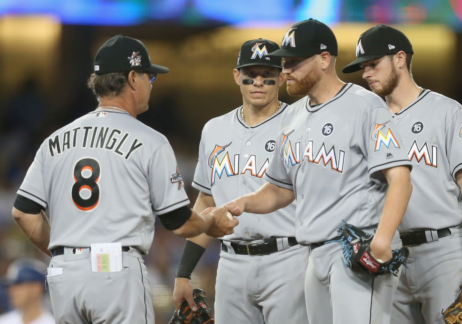 Will the Marlins replace Don Mattingly before the end of 2019?
