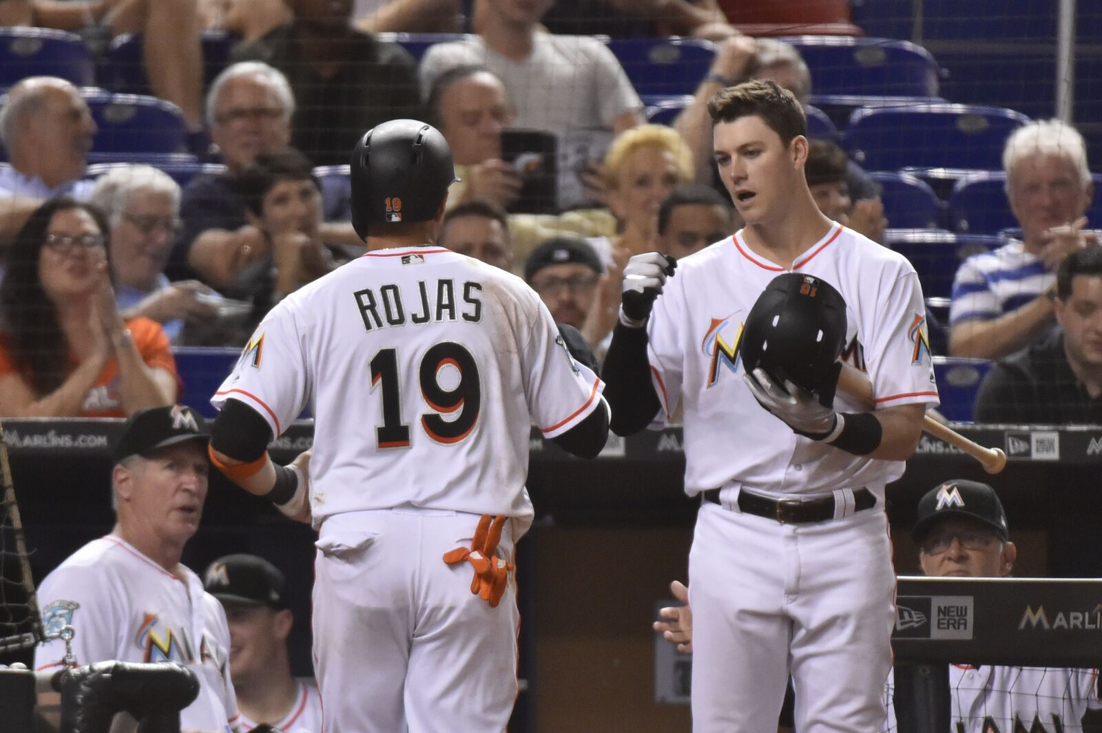 cheaper ee67c 864bd Miami Marlins: Three Players Who Must Improve In 2019