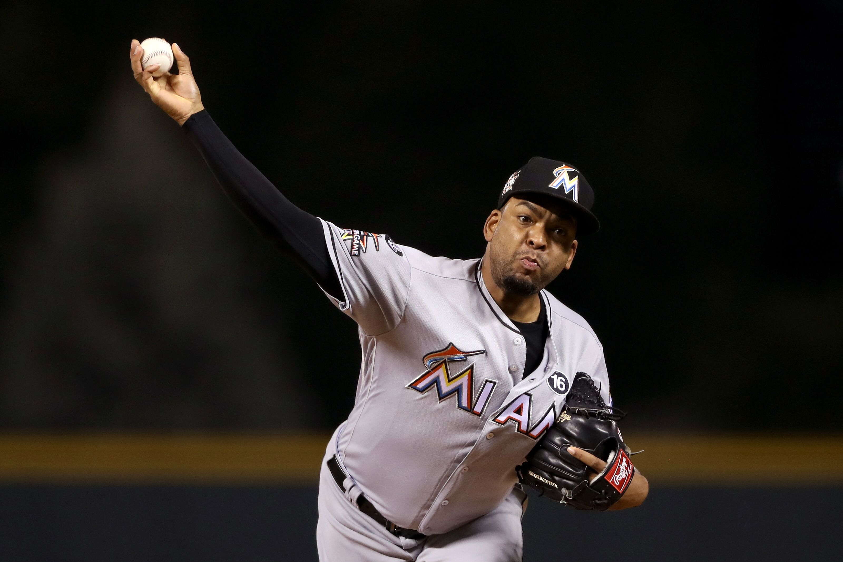 Miami marlins trade odrisamer despaigne to the angels malvernweather Images