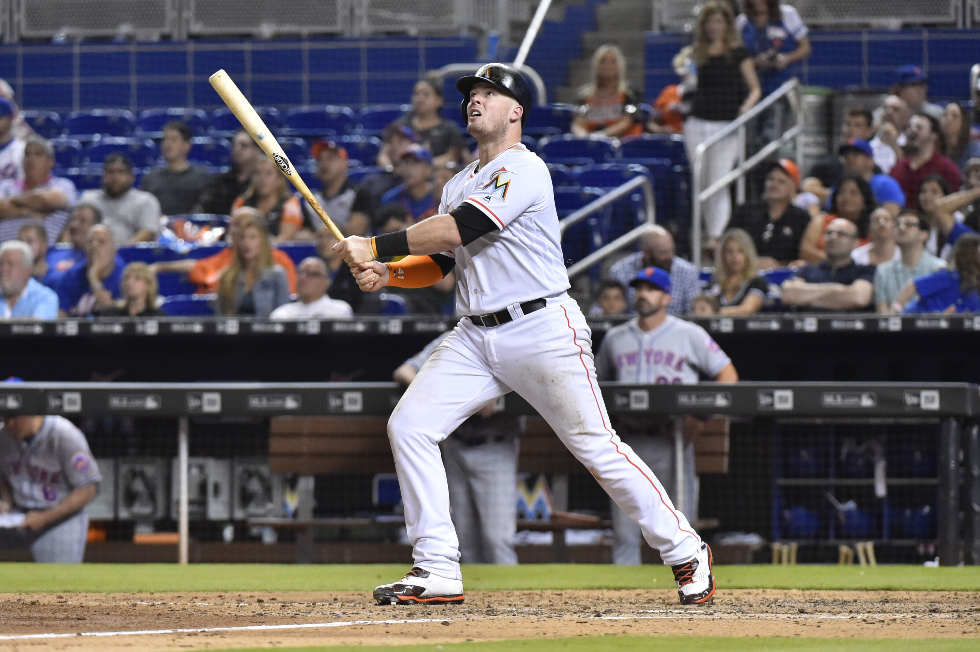 Marlins trade justin bour to philadelphia for pitching prospect malvernweather Images