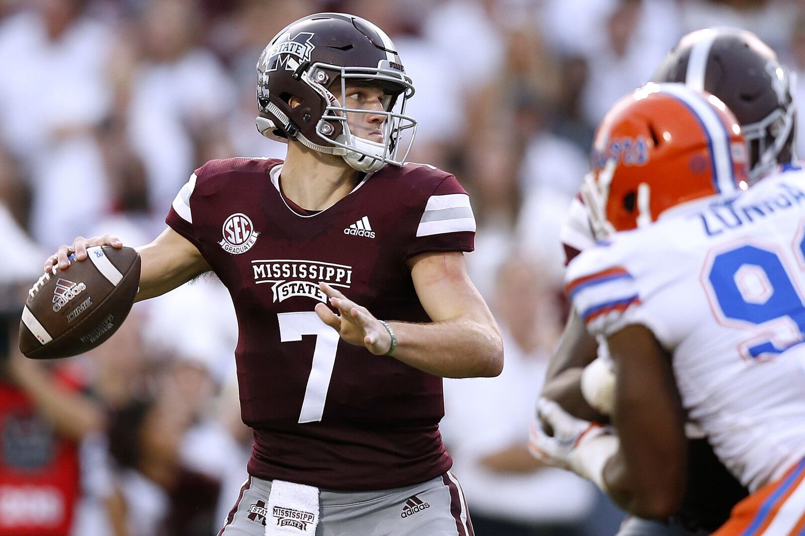 Mississippi State football: Auburn Tigers slight favorite ...