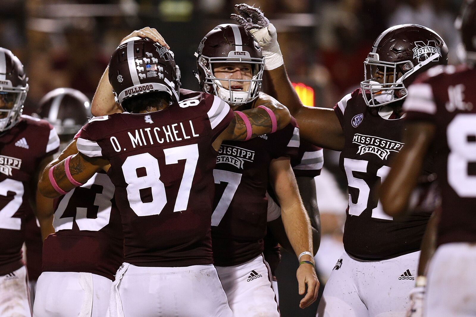 Mississippi State football: Nick Fitzgerald claims Tim Tebow's rushing record