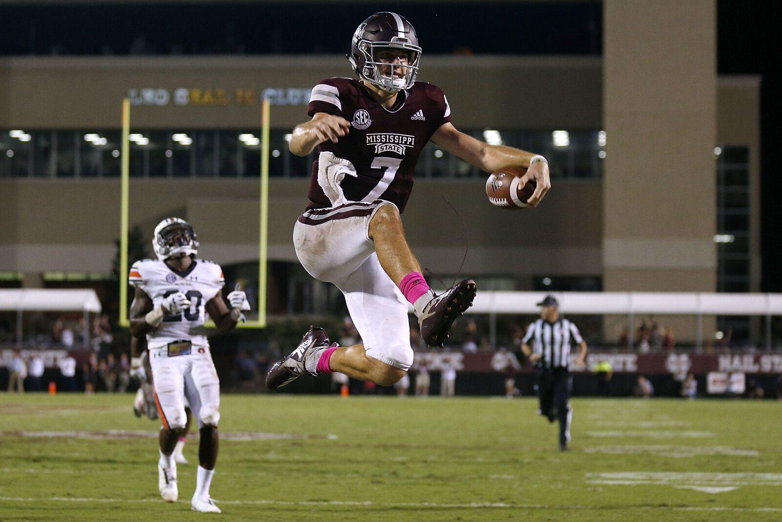 Joe Moorhead must use Mississippi State football's strength against LSU