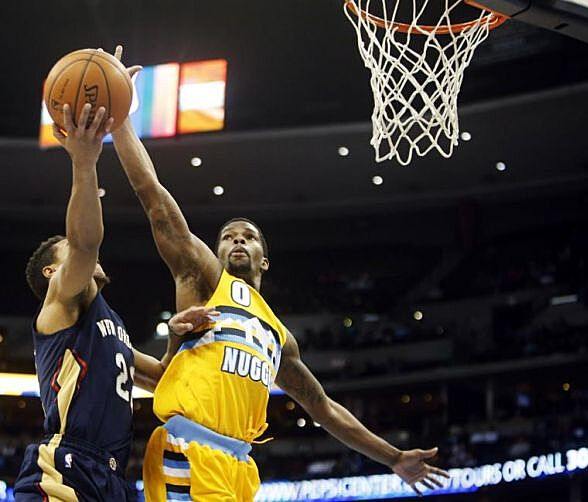 Denver Usa Shooting: Kenneth Faried's Career-High Night Helps Denver Nuggets