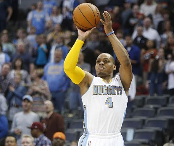 Denver Usa Shooting: Randy Foye Dazzles In Denver Nuggets 123-116 Win Over The