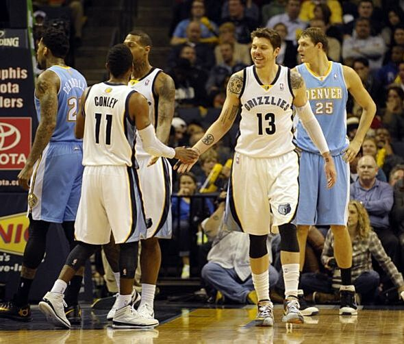 Denver Usa Shooting: Mike Miller's Suitors Down To Three; Nuggets, Cavs, & Thunder