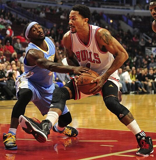 03c6b297a0cd Preseason  Denver Nuggets fall to Bulls on the road