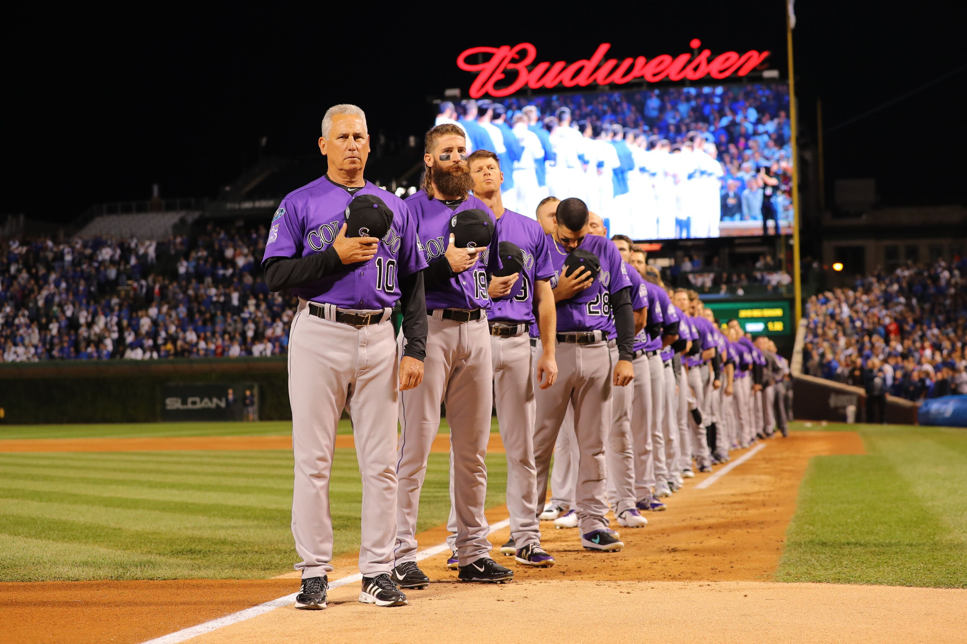 Colorado Rockies: 3 Franchise Highlights for 2018