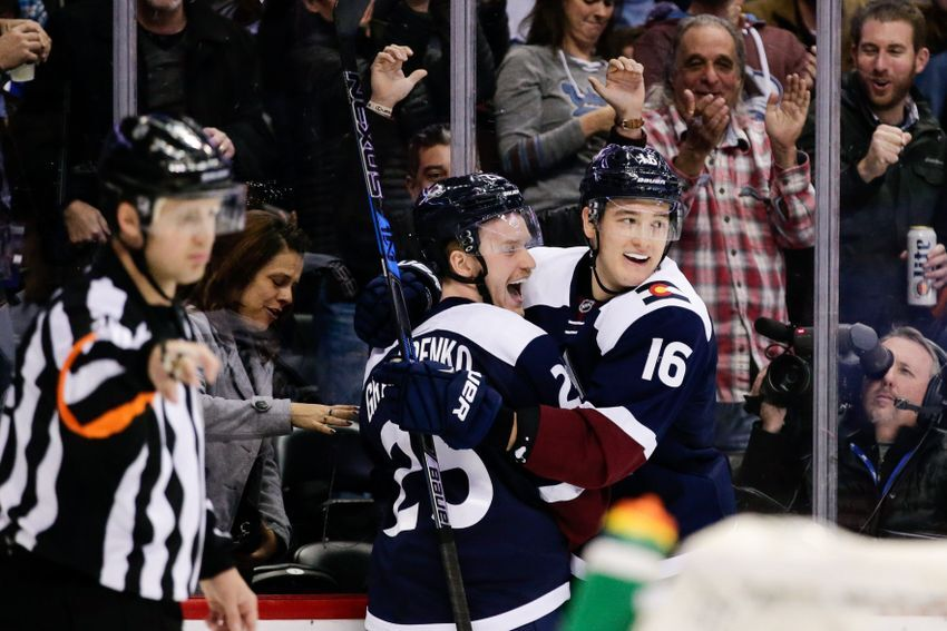 Colorado Avalanche: For the Love of the Game