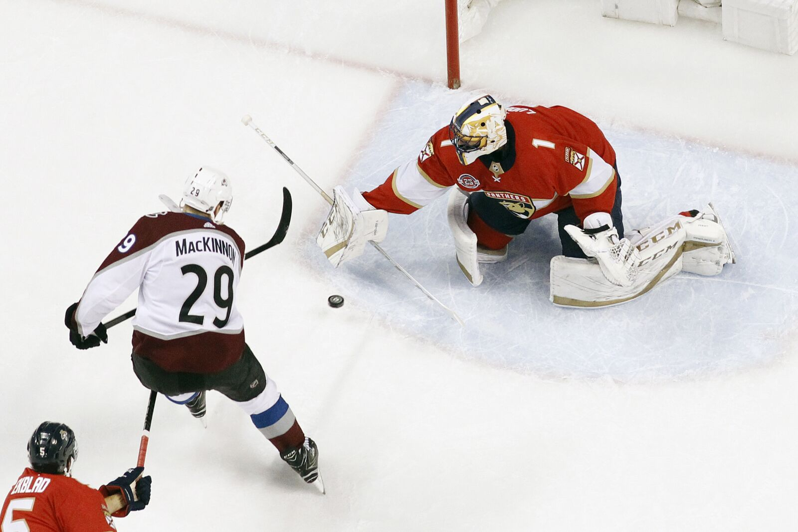 Colorado Avalanche Must Get Back to Basics in Florida