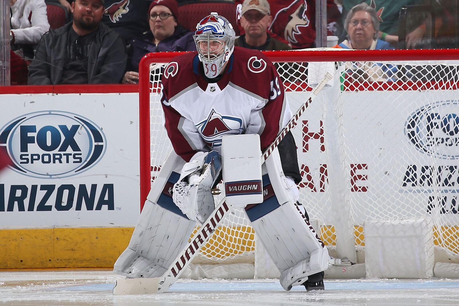 Colorado Avalanche: Evaluating Pavel Francouz for Next Season