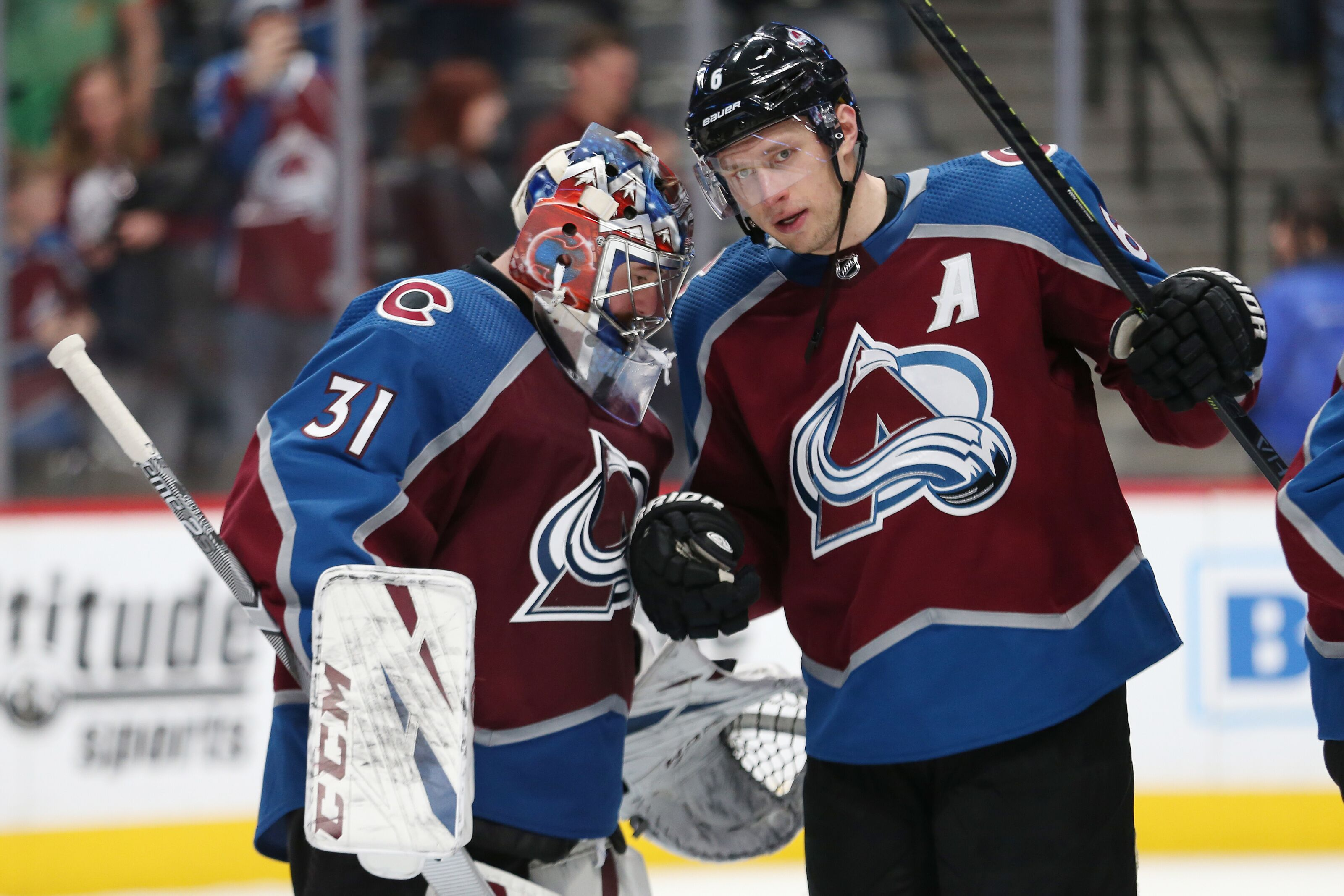 Colorado Avalanche: Best Tweets about Erik Johnson and his Horses