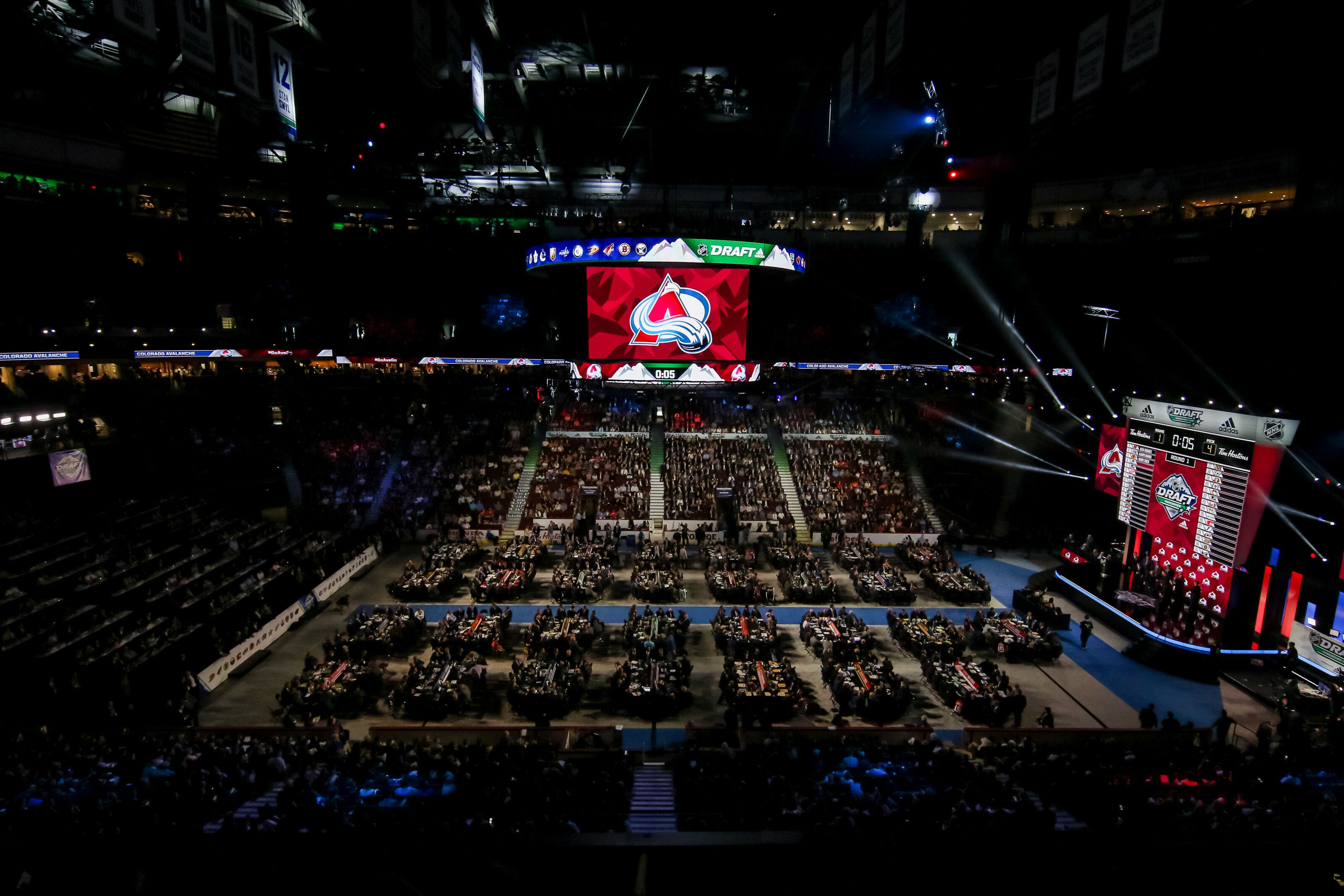 Colorado Avalanche: Reflections After the 2019 Draft