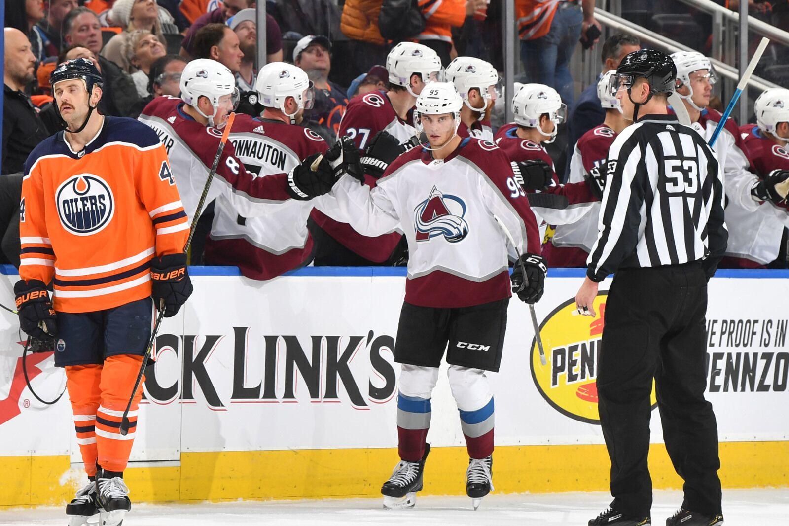 Colorado Avalanche: Andre Burakovsky Scores Twice in Loss