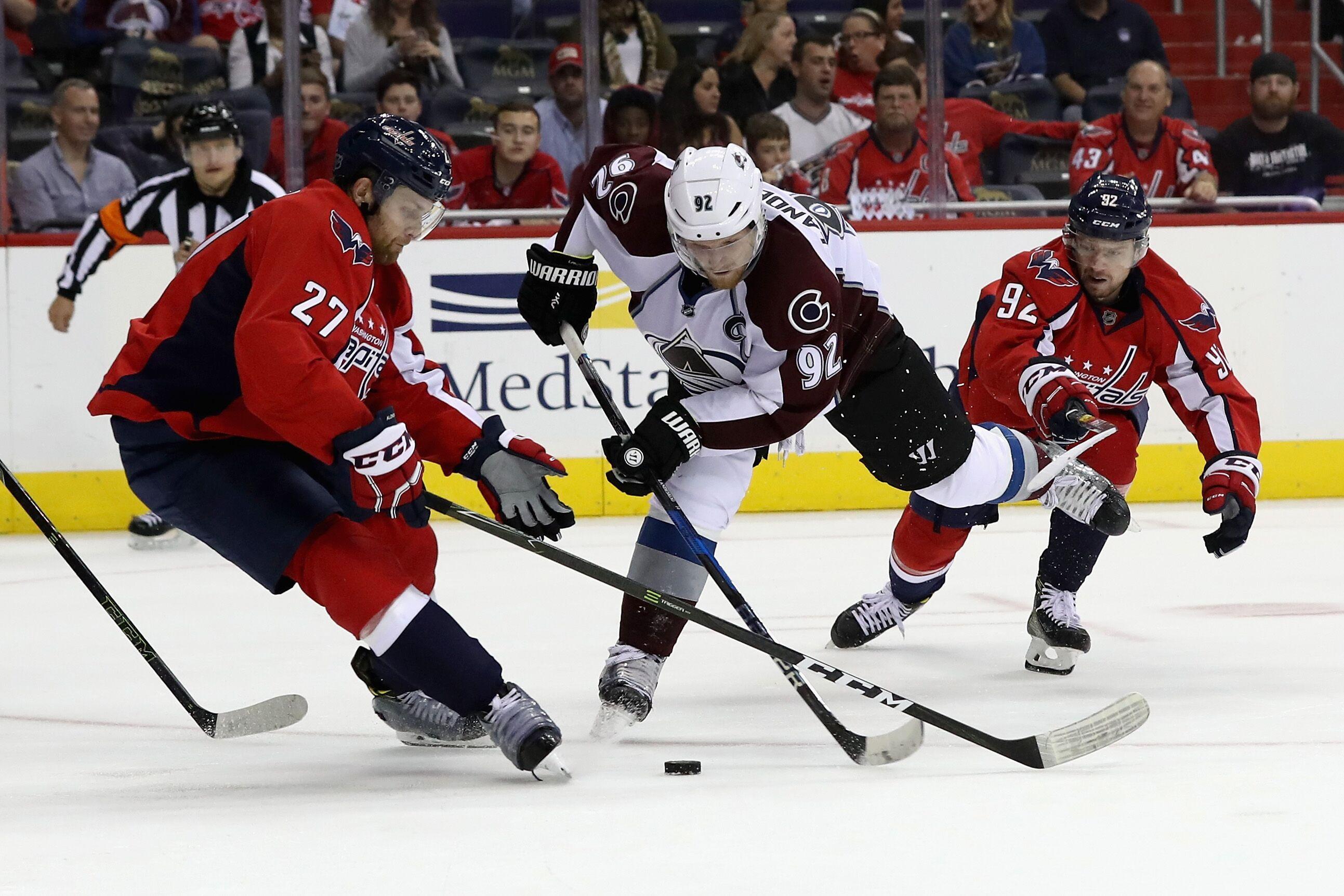 New York Islanders Washington Capitals Playoff History