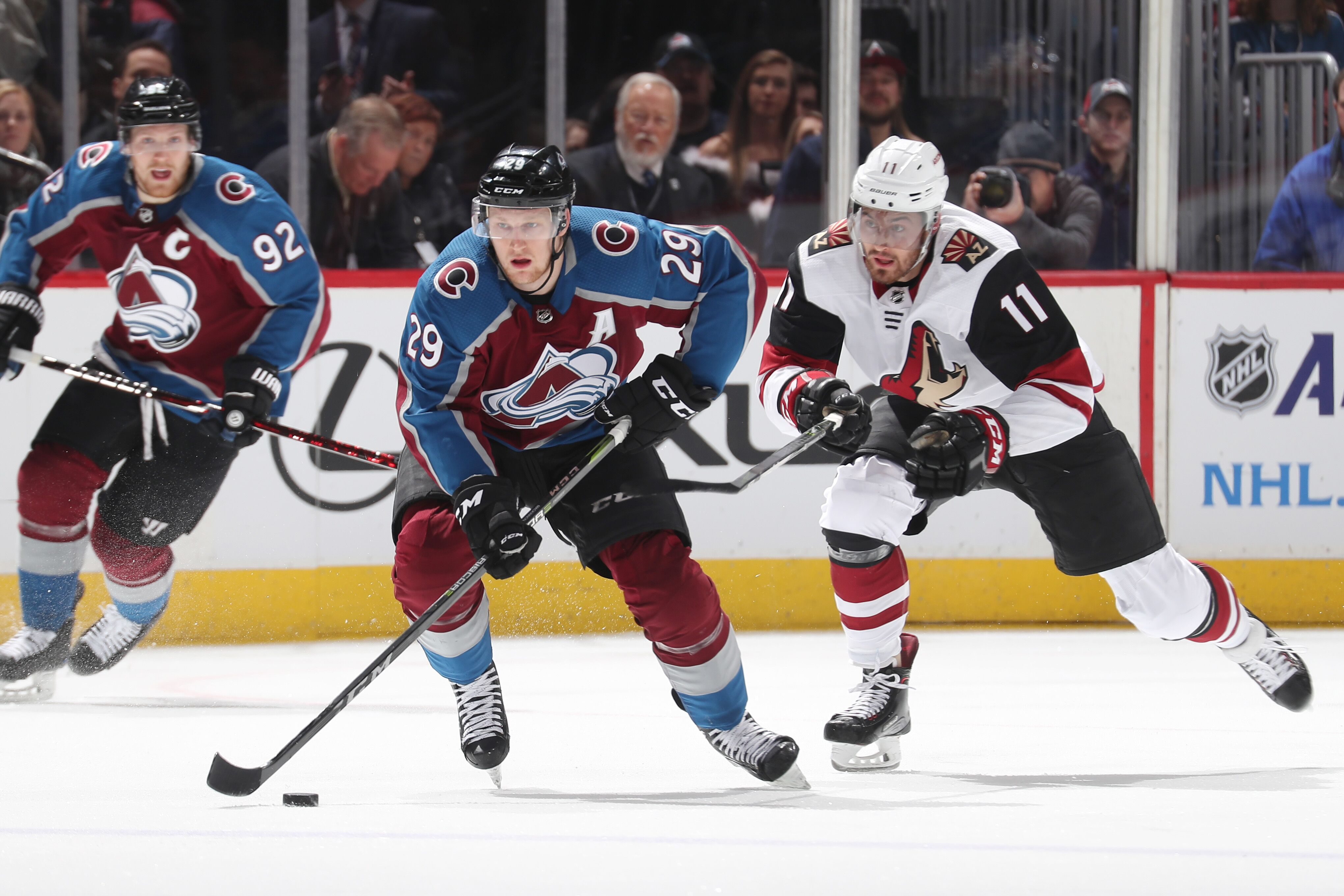 Colorado Avalanche To Play Biggest Game Of The Season