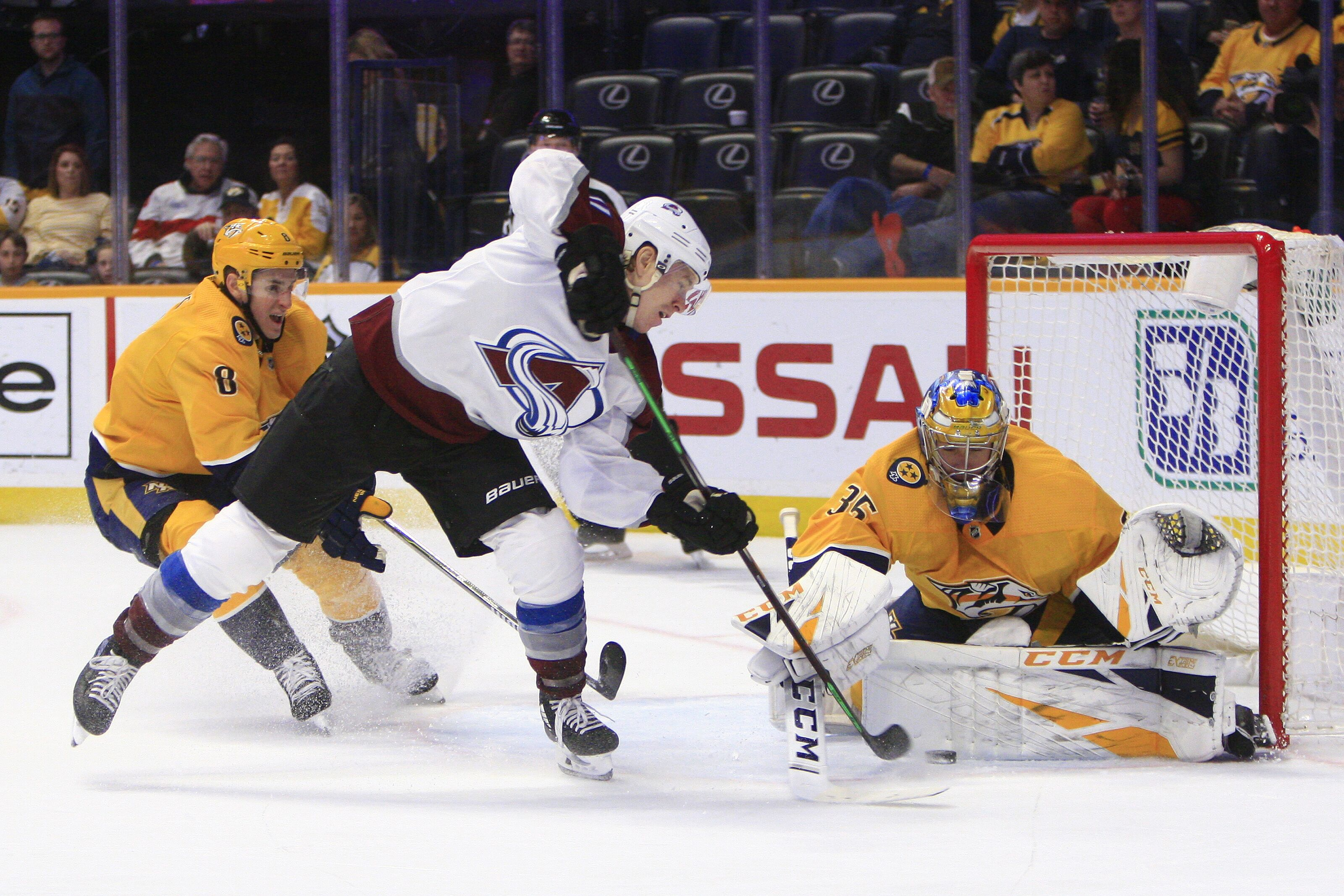 Colorado Avalanche: Can the Team Overthrow the Predators?
