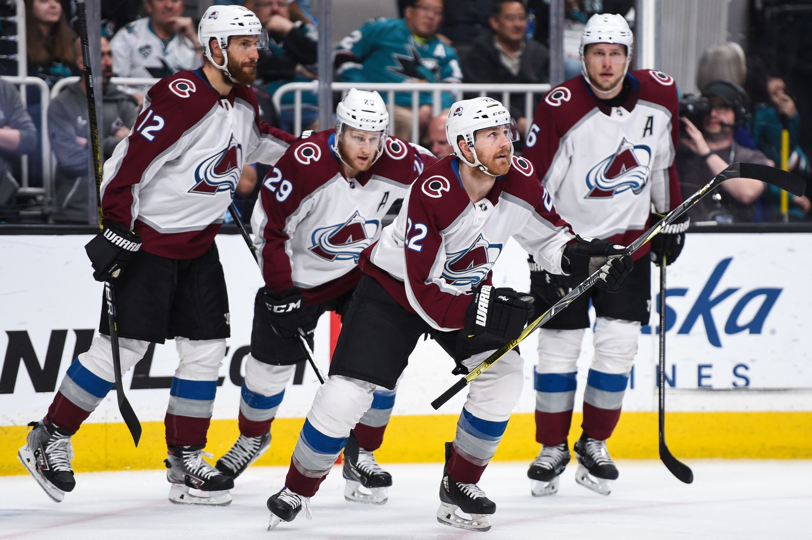 Colorado Avalanche: NHL Network Talks Team's Chances at Division Title