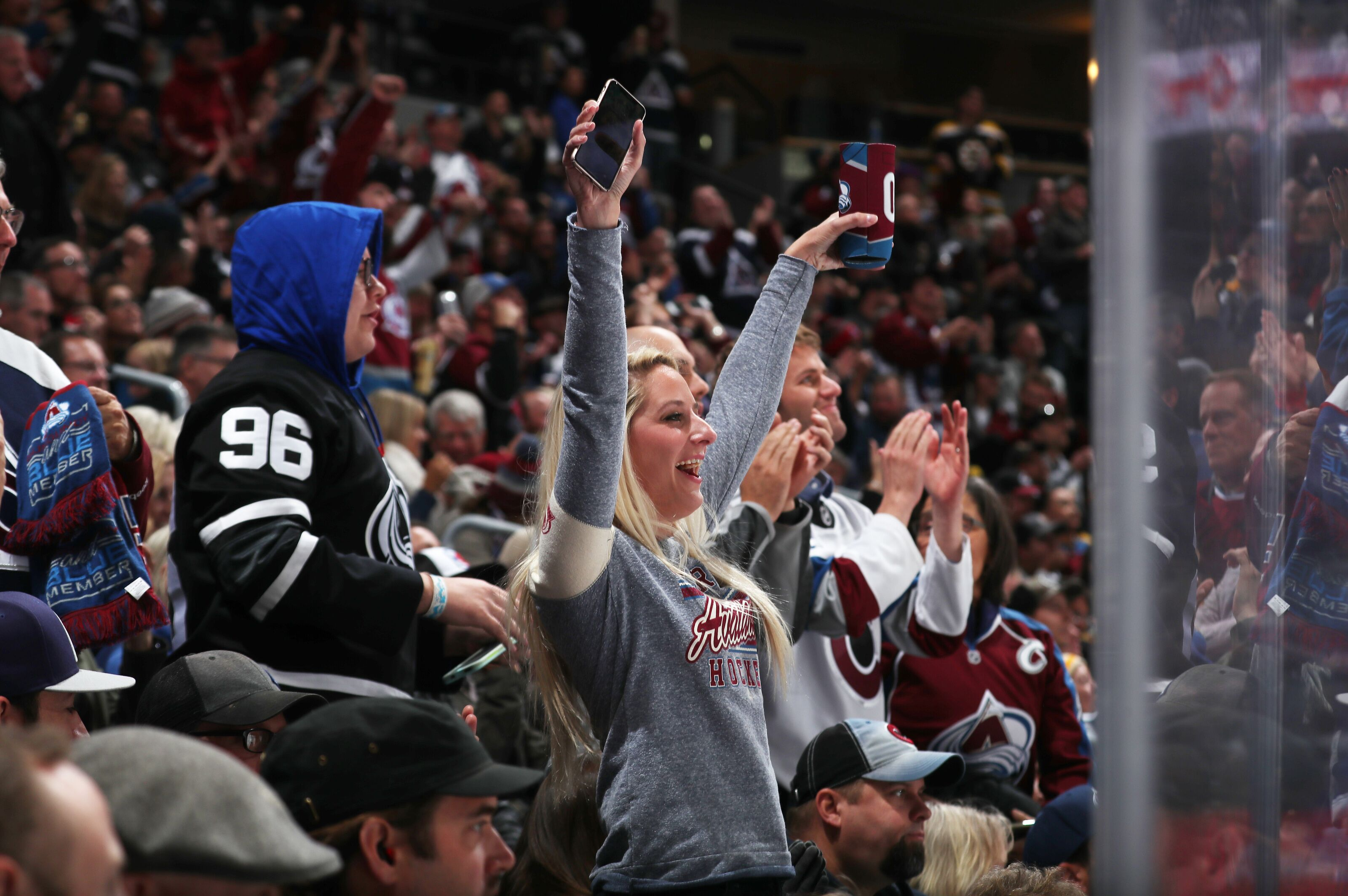 Colorado Avalanche: Most Adorable Player At Meet The Team