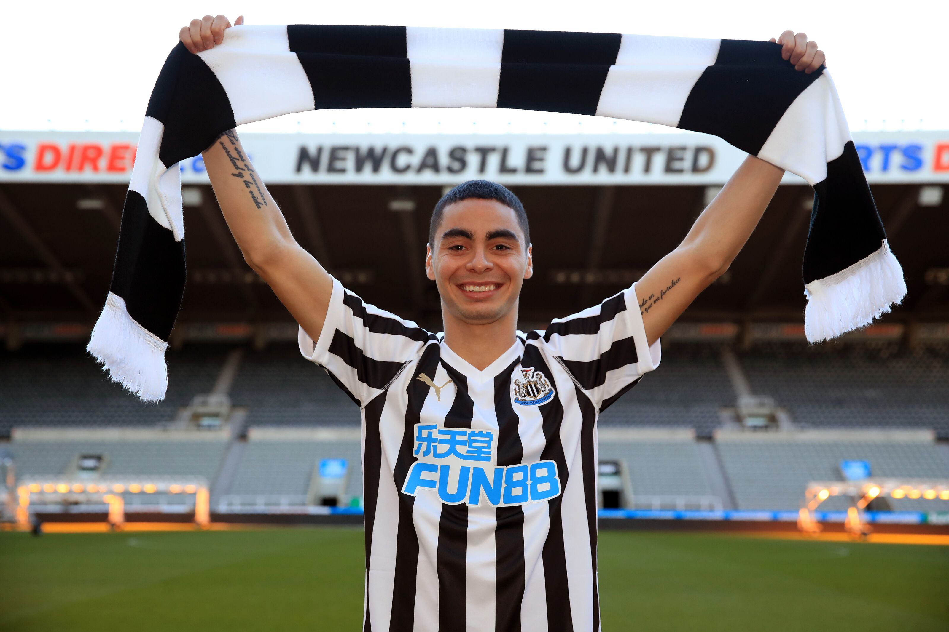 MLS: Miguel Almiron In The Premier League A Fascinating