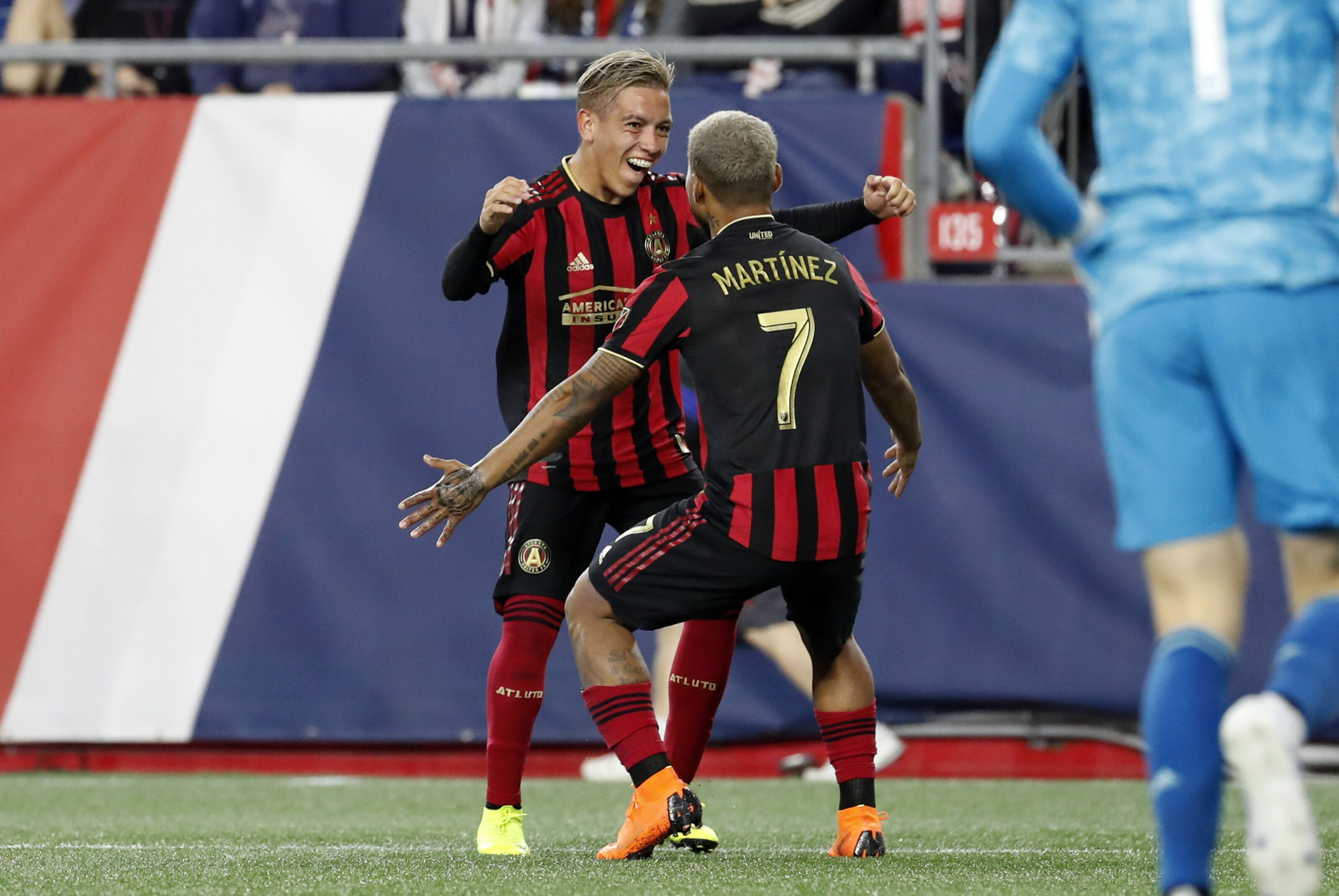huge selection of 4e0d8 87f83 Atlanta United Vs New England Revolution: 3 things we ...