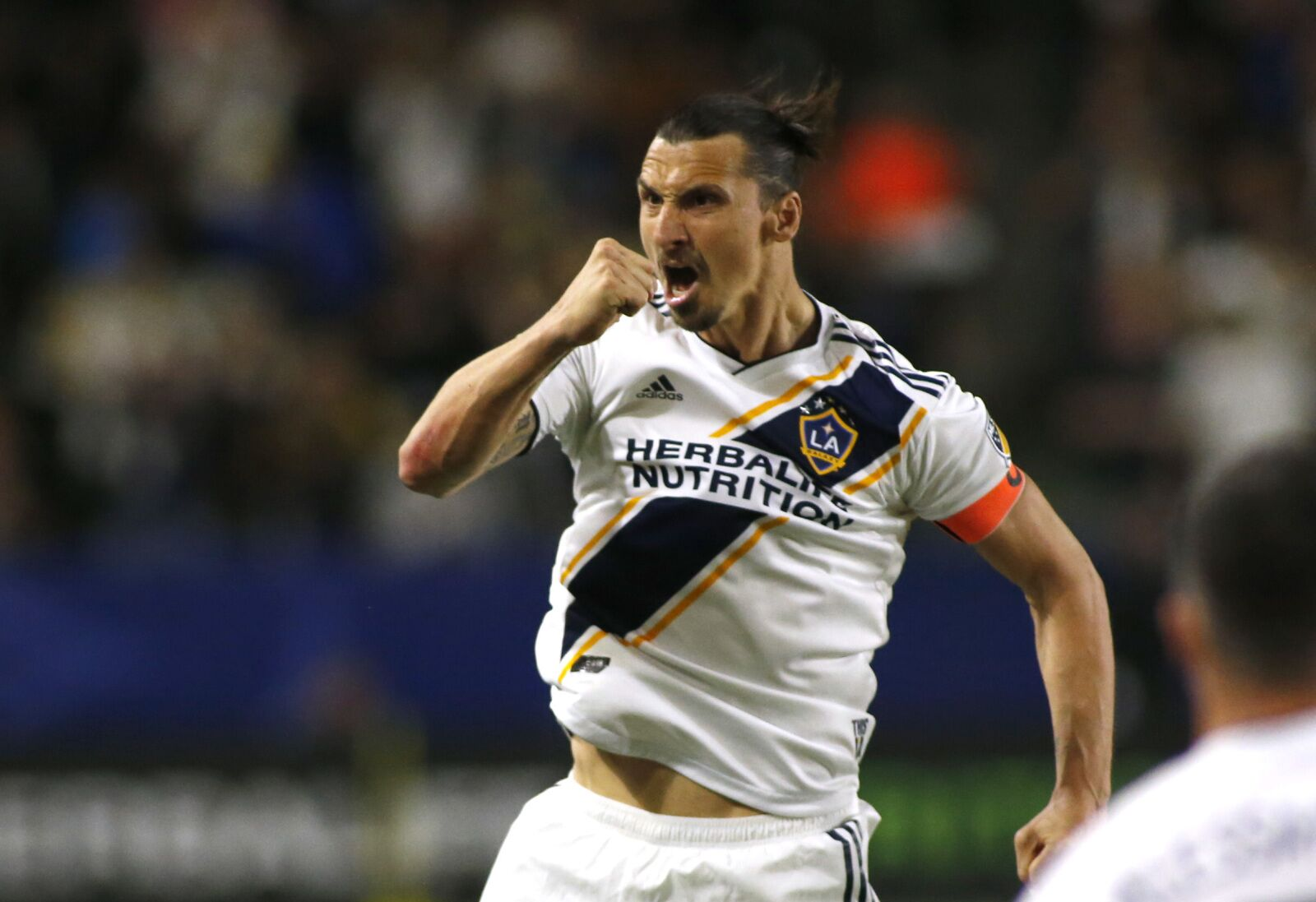 5755d21e2 Vancouver Whitecaps Vs LA Galaxy: 3 things we learned – Turf no issue for  Zlatan