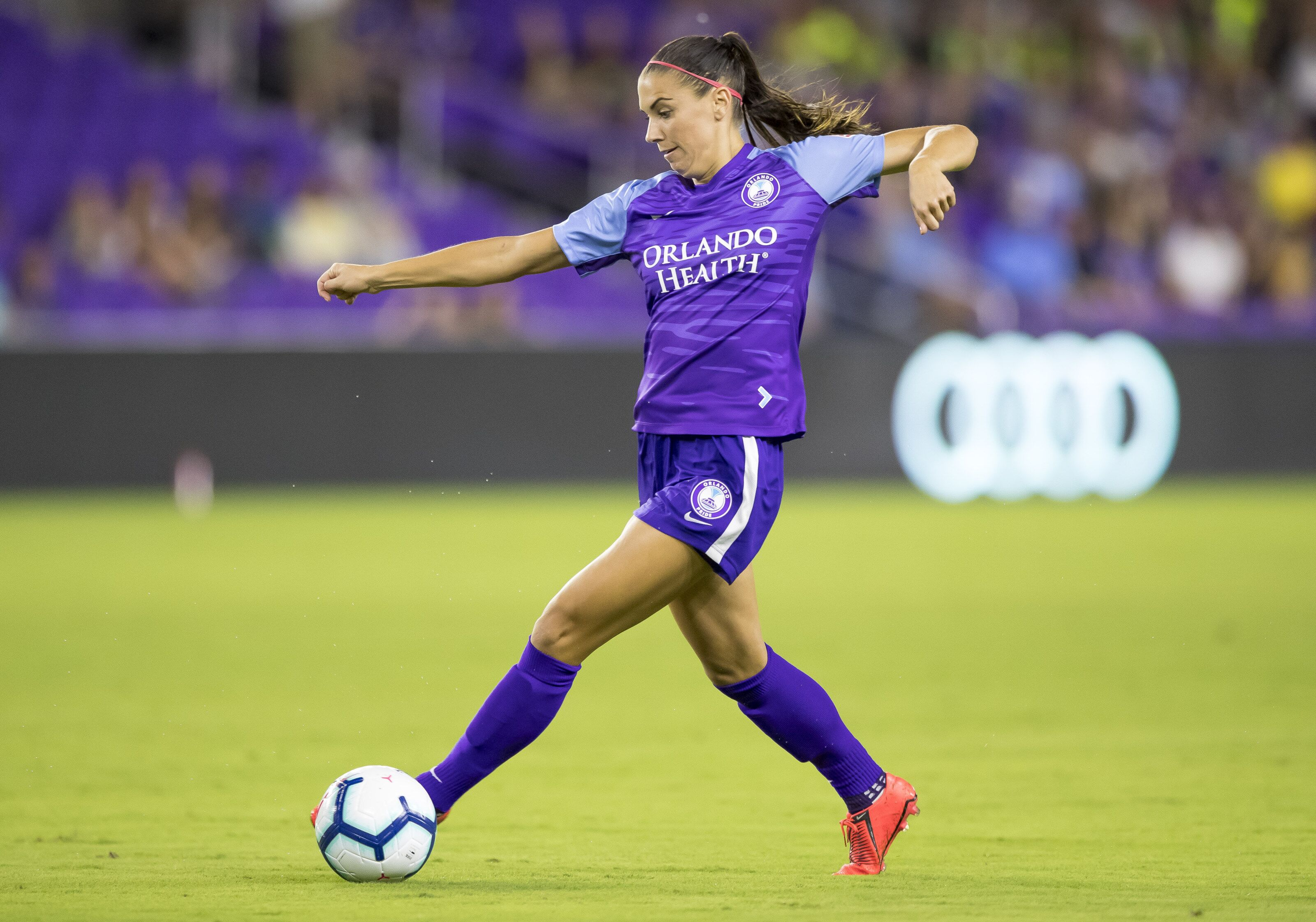 super popular 6417e 9cec7 Chicago Red Stars vs Orlando Pride: 3 things we learned ...