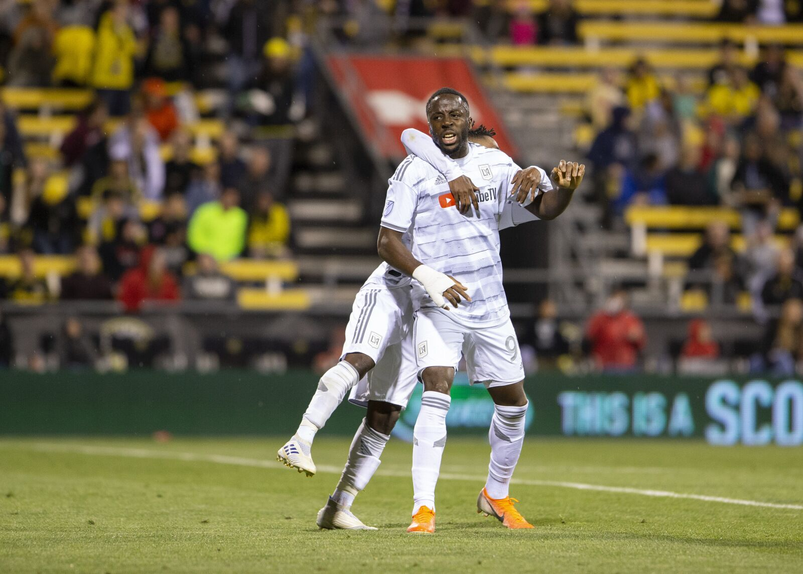 103295e01e4 Columbus Crew Vs LAFC: 3 things we learned – Swagger is back