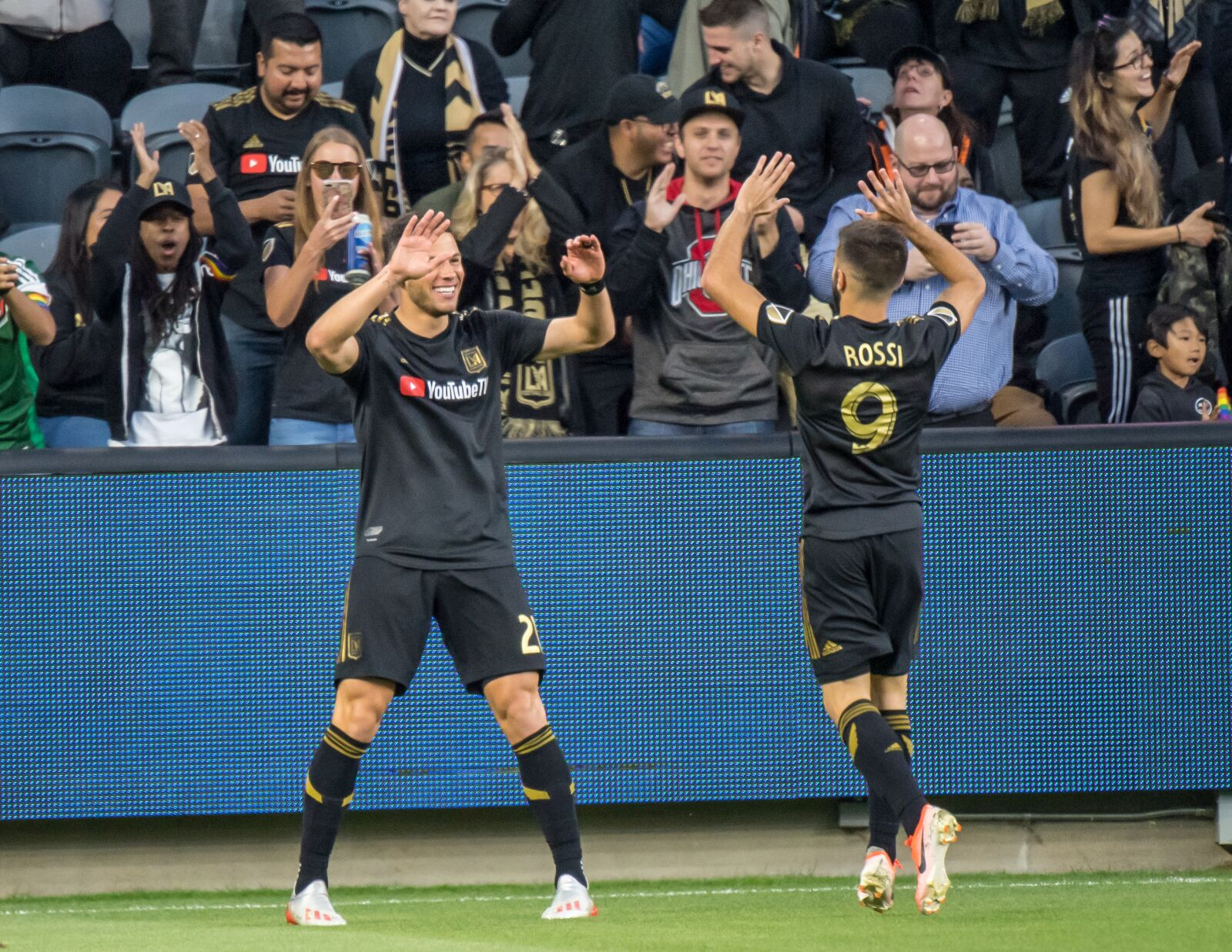 7485f7110cc LAFC Vs Montreal Impact  3 things we learned - Same old dominance