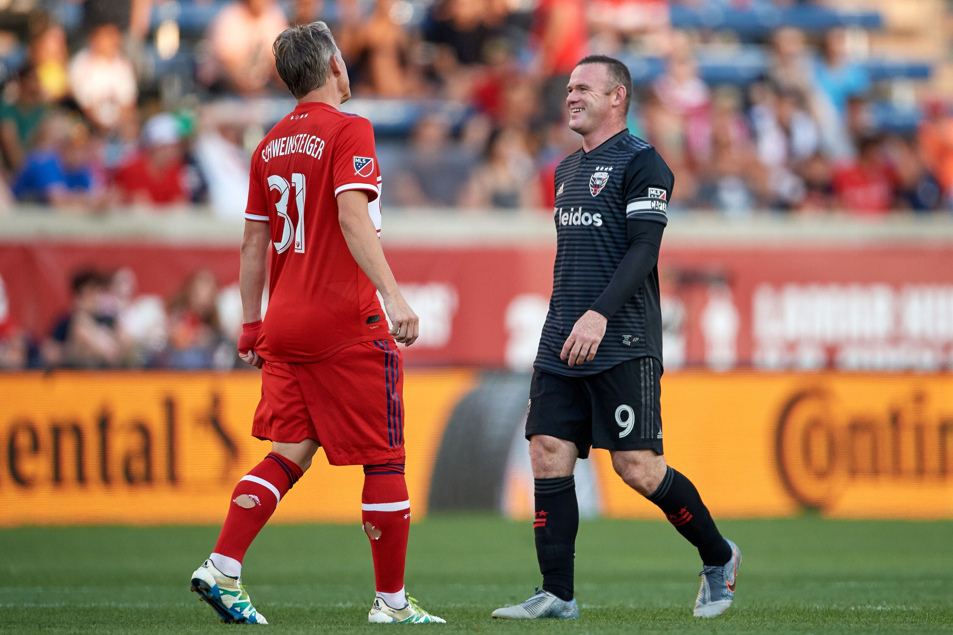 best website 41b72 22790 Chicago Fire Vs D.C. United: 3 things we learned - Bore draw ...