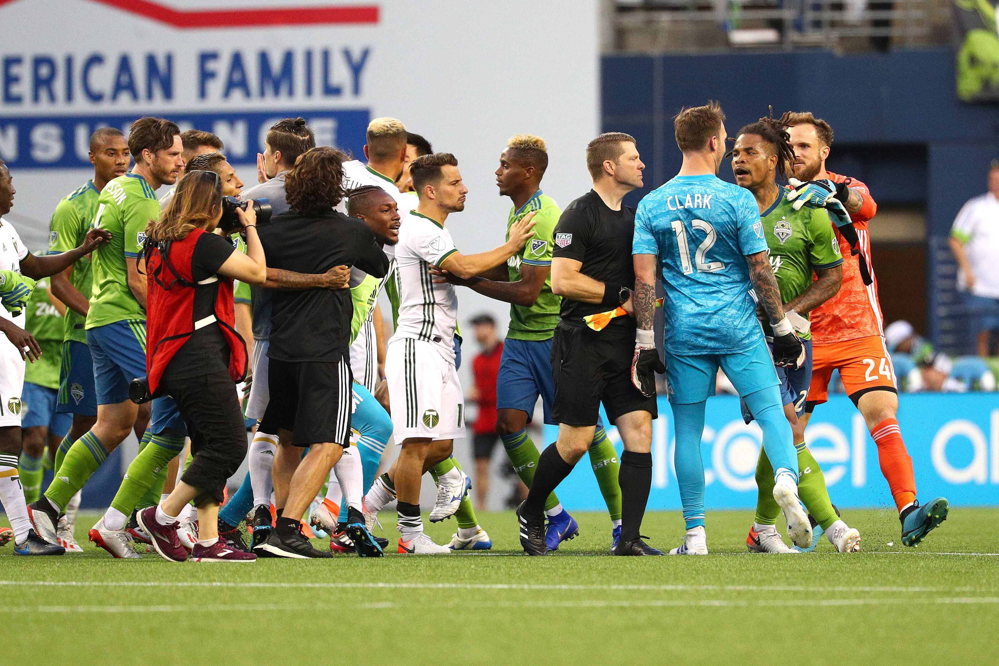 MLS: Budding rivalries intensify league atmosphere