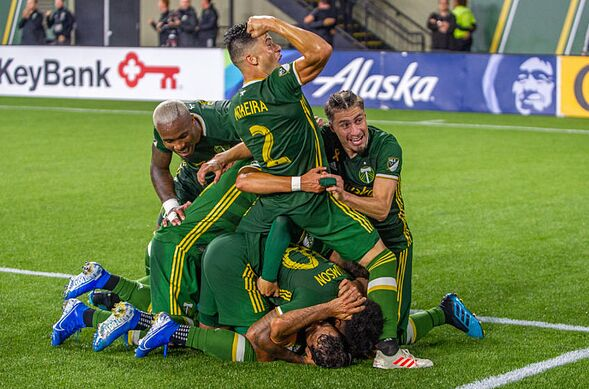 finest selection 73fcc 8a93e Portland Timbers Vs Sporting KC: 3 things we learned - Diego ...