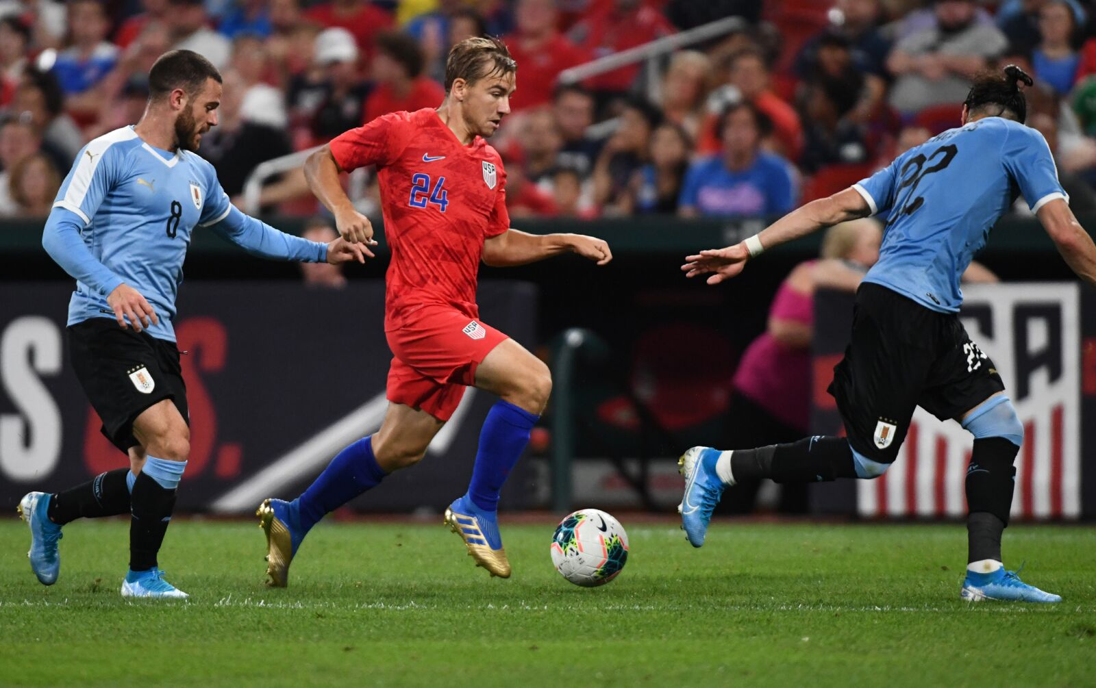 USMNT Vs Uruguay: What is the point in Paxton Pomykal?