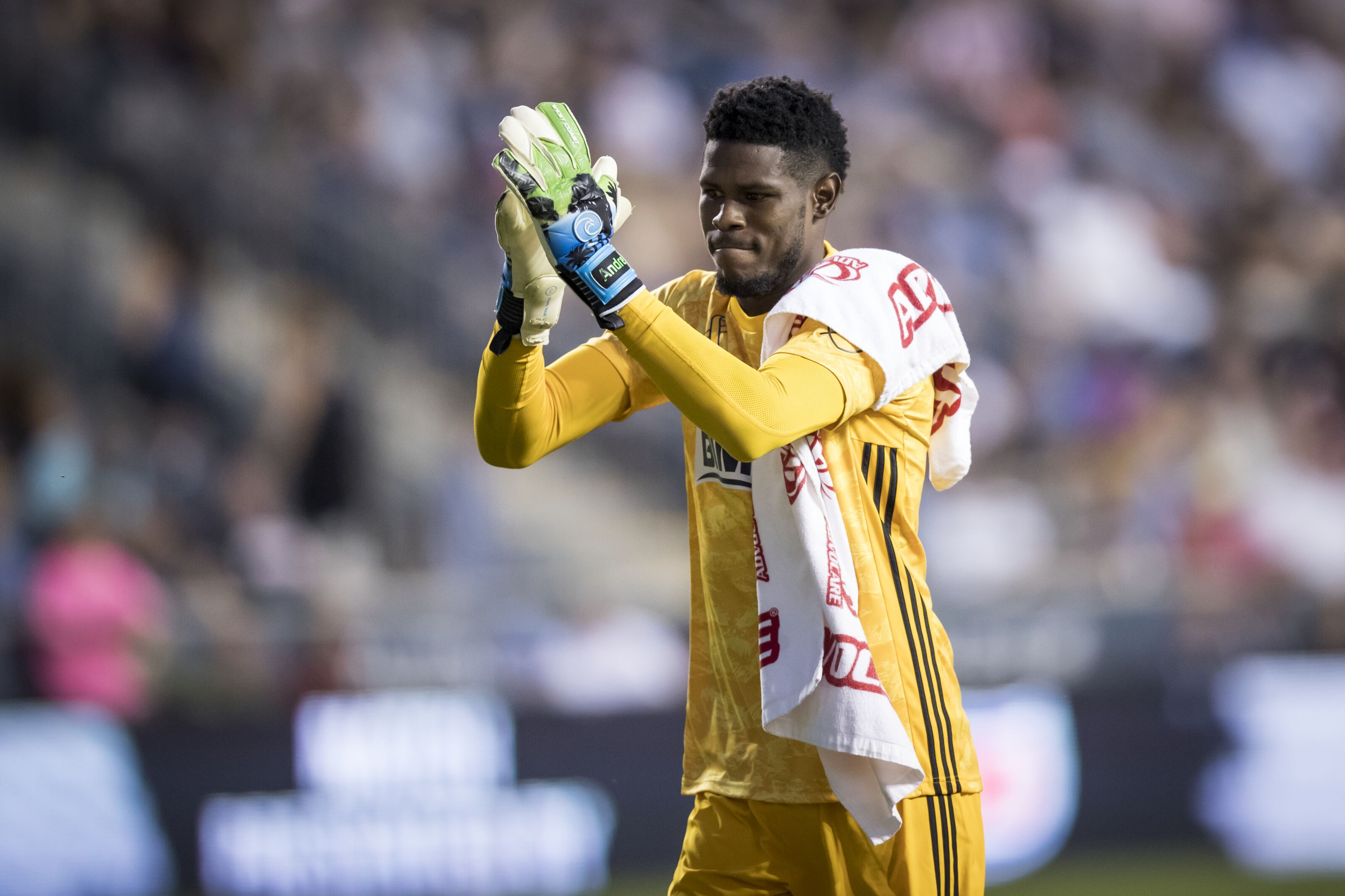 Philadelphia Union and Andre Blake aren't fooling anyone