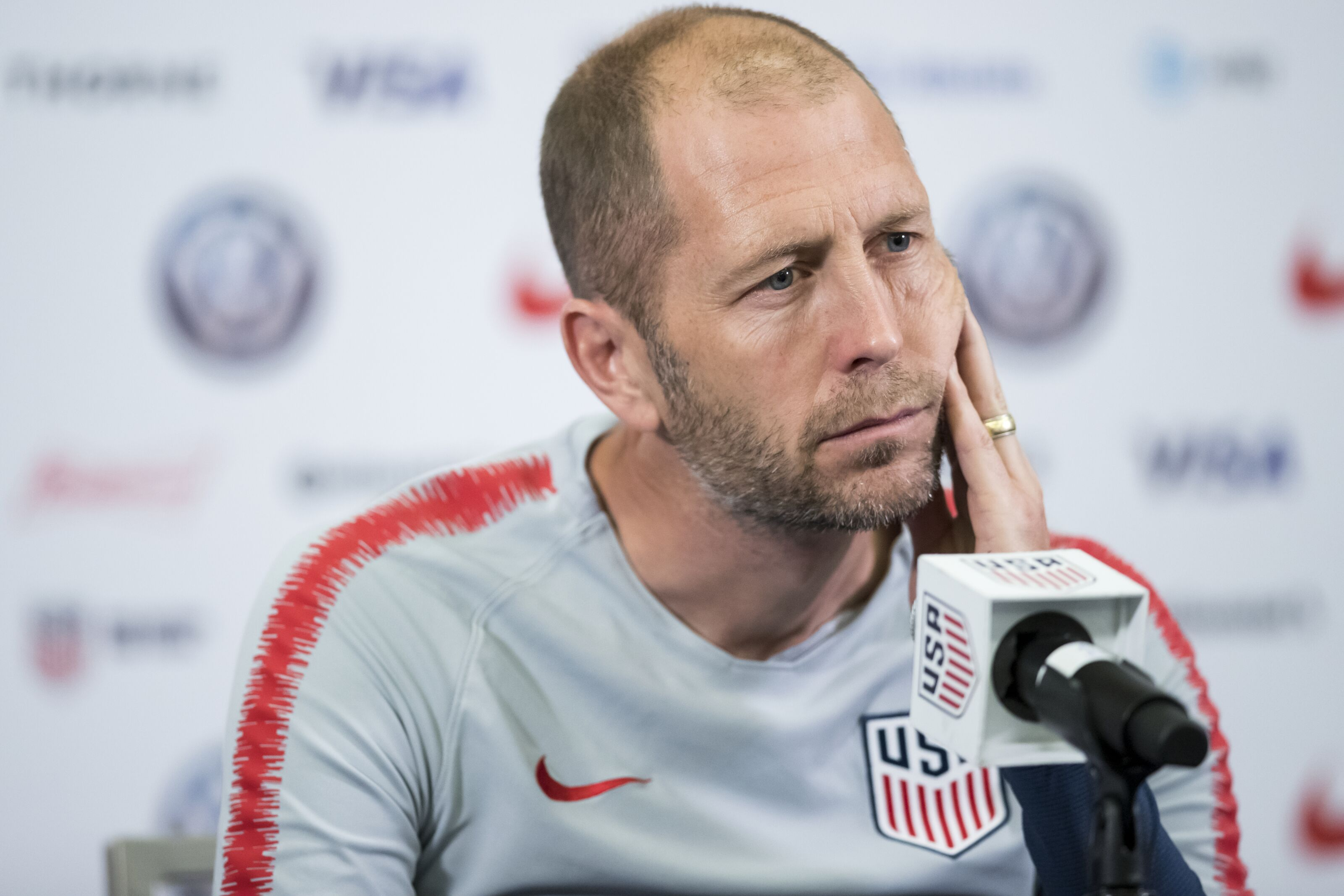 USMNT: When the process must deliver results