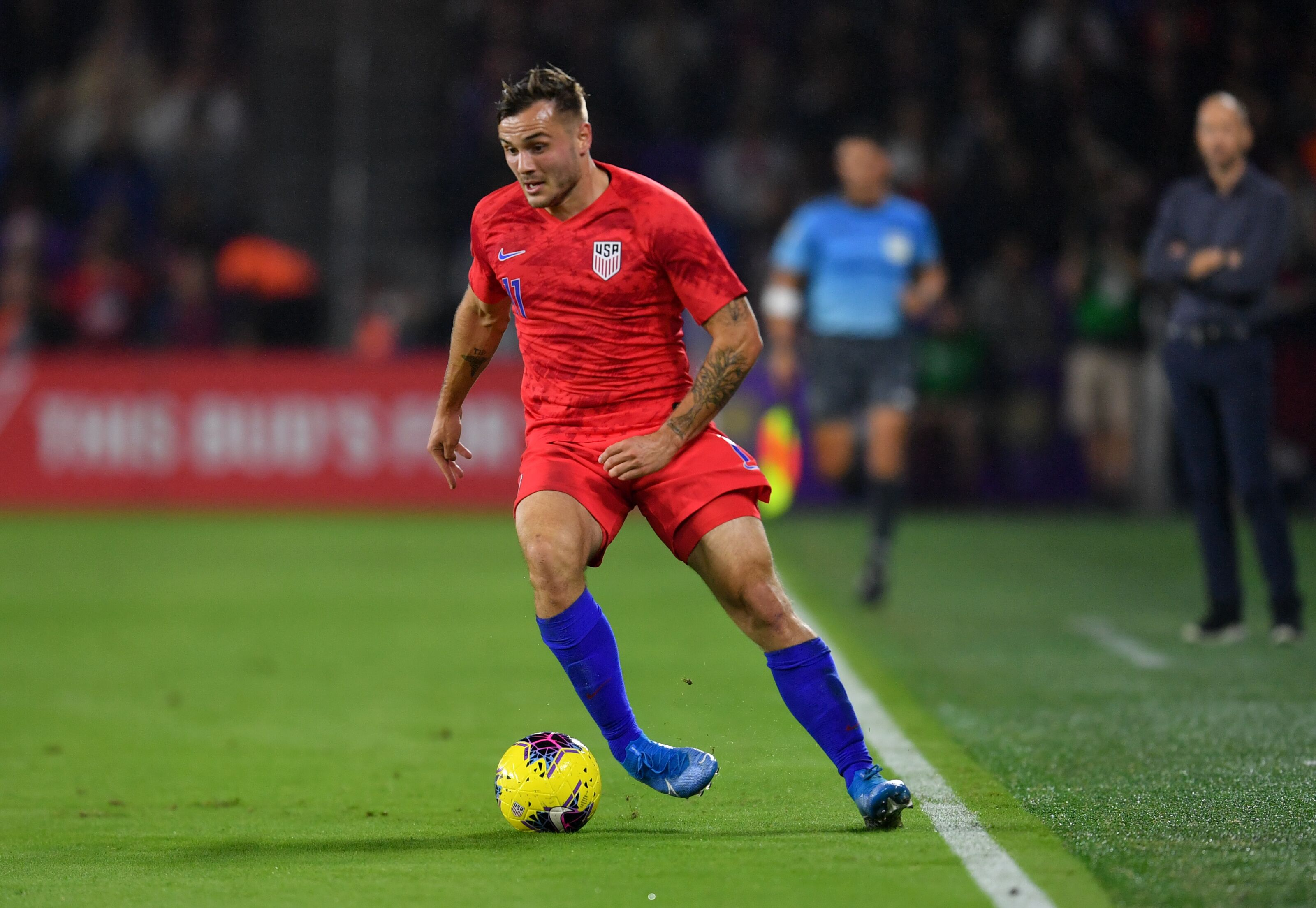USMNT and Jordan Morris: It might be time for the next step