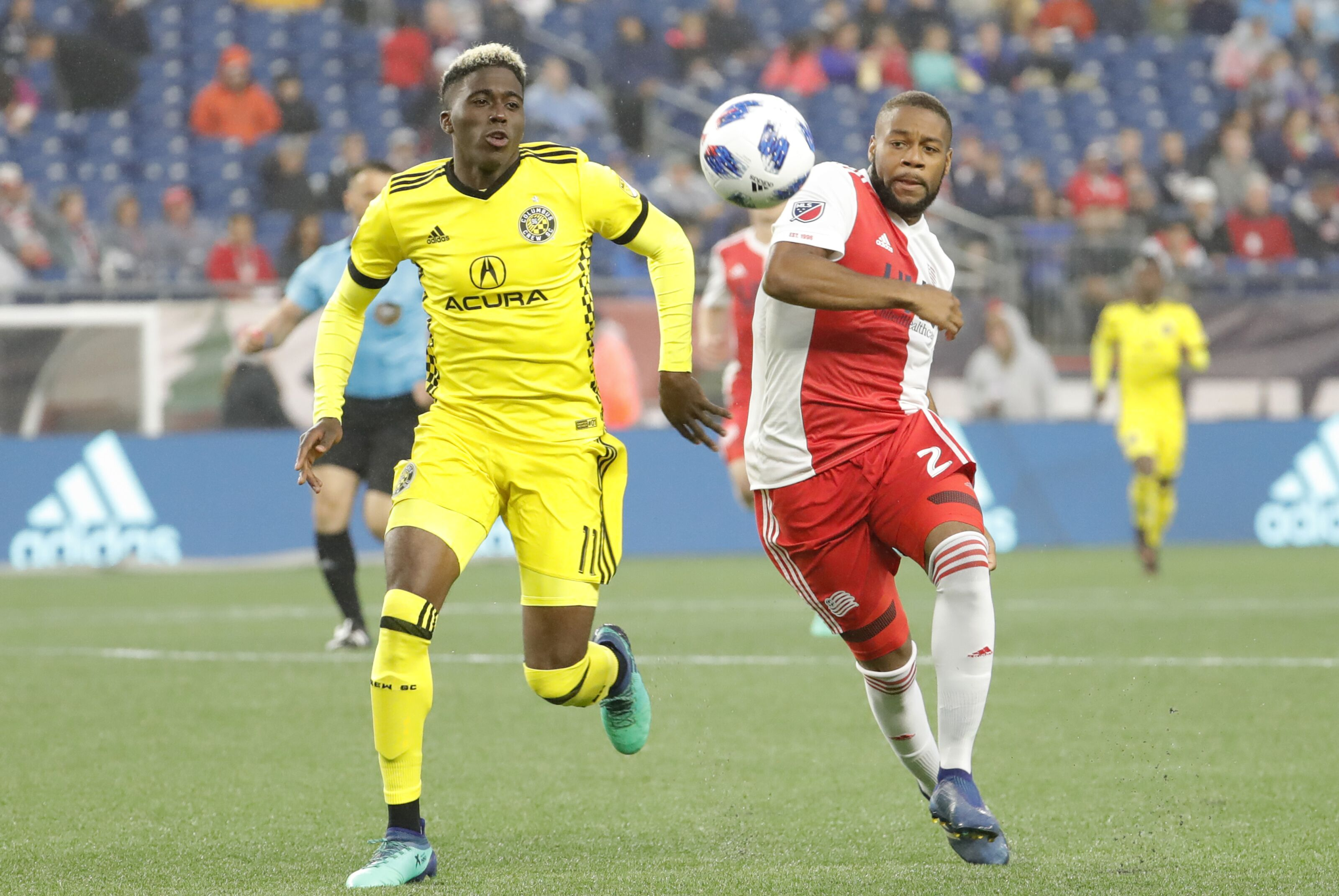 Columbus Crew Is it Gyasi Zardes or the system