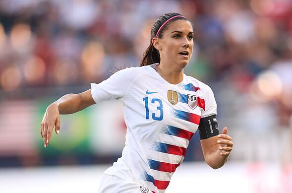 576c91429d0 USWNT Vs Japan  3 things we learned - Alex Morgan nets hat-trick