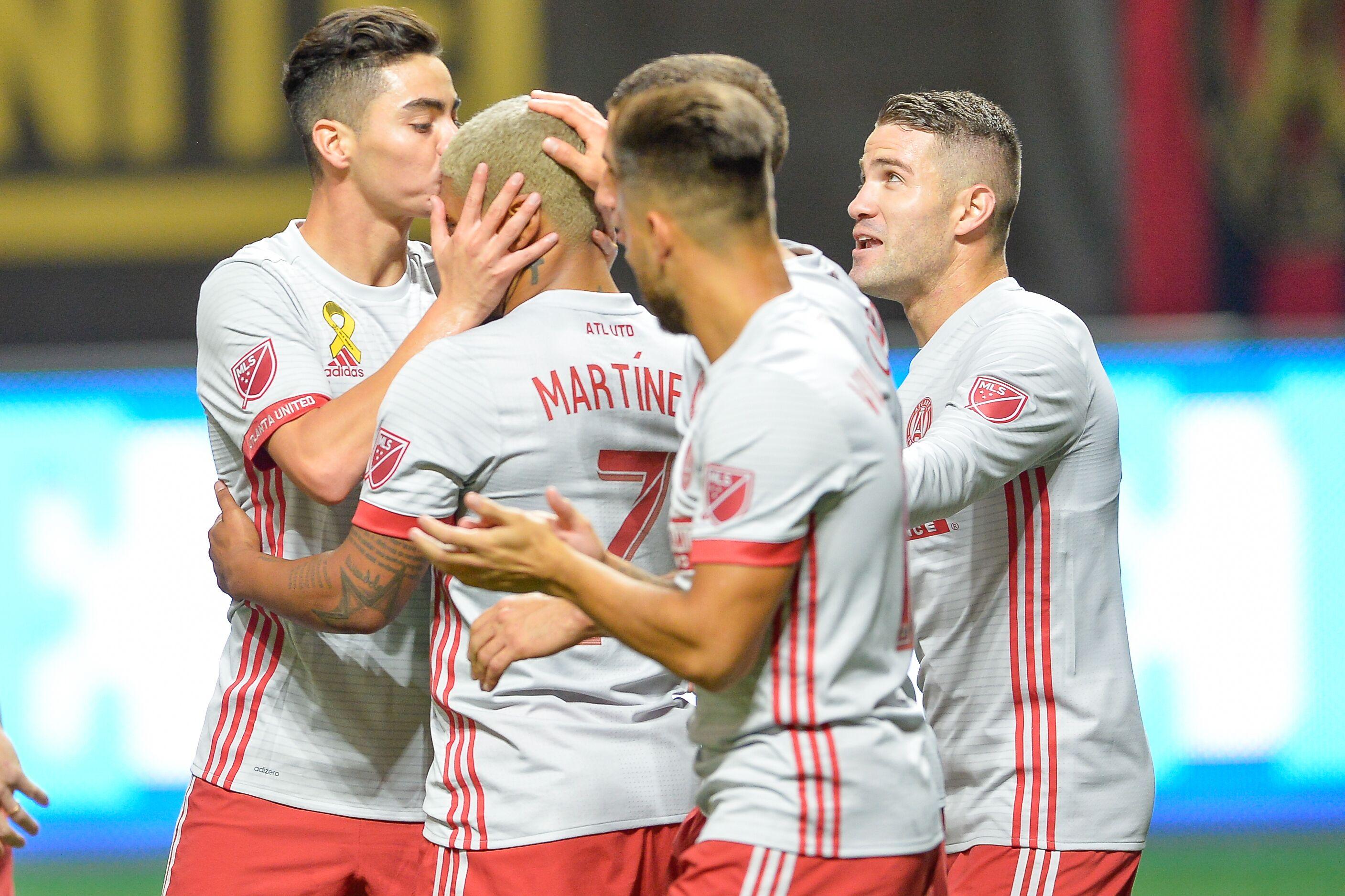 Mercedes Benz Columbus Ga >> Atlanta United: Five Stripes set MLS single-game ...