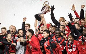 Toronto FC, Seattle Sounders