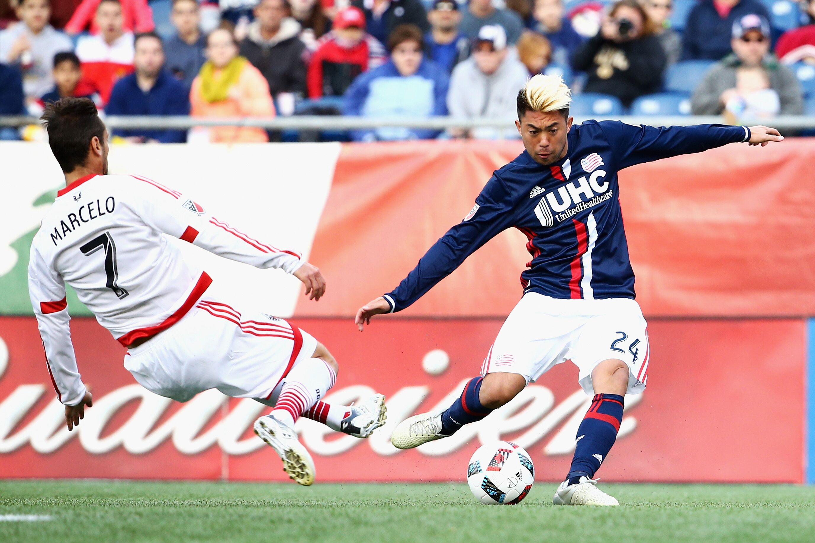 fbc3195ab88 NE Revolution: A potential Lee Nguyen trade and its impact on MLS