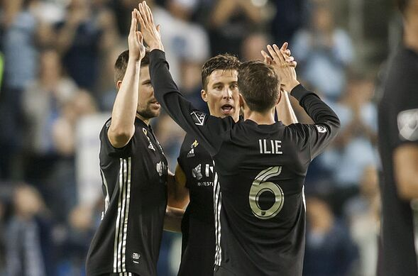 the latest fef9d 97bb6 Sporting KC: Who is their most important player?